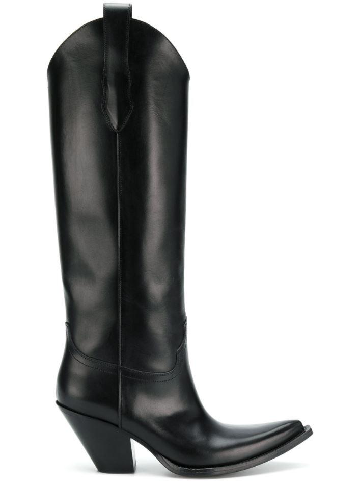 tall Mex boots - Black Maison Martin Margiela EAwVNt