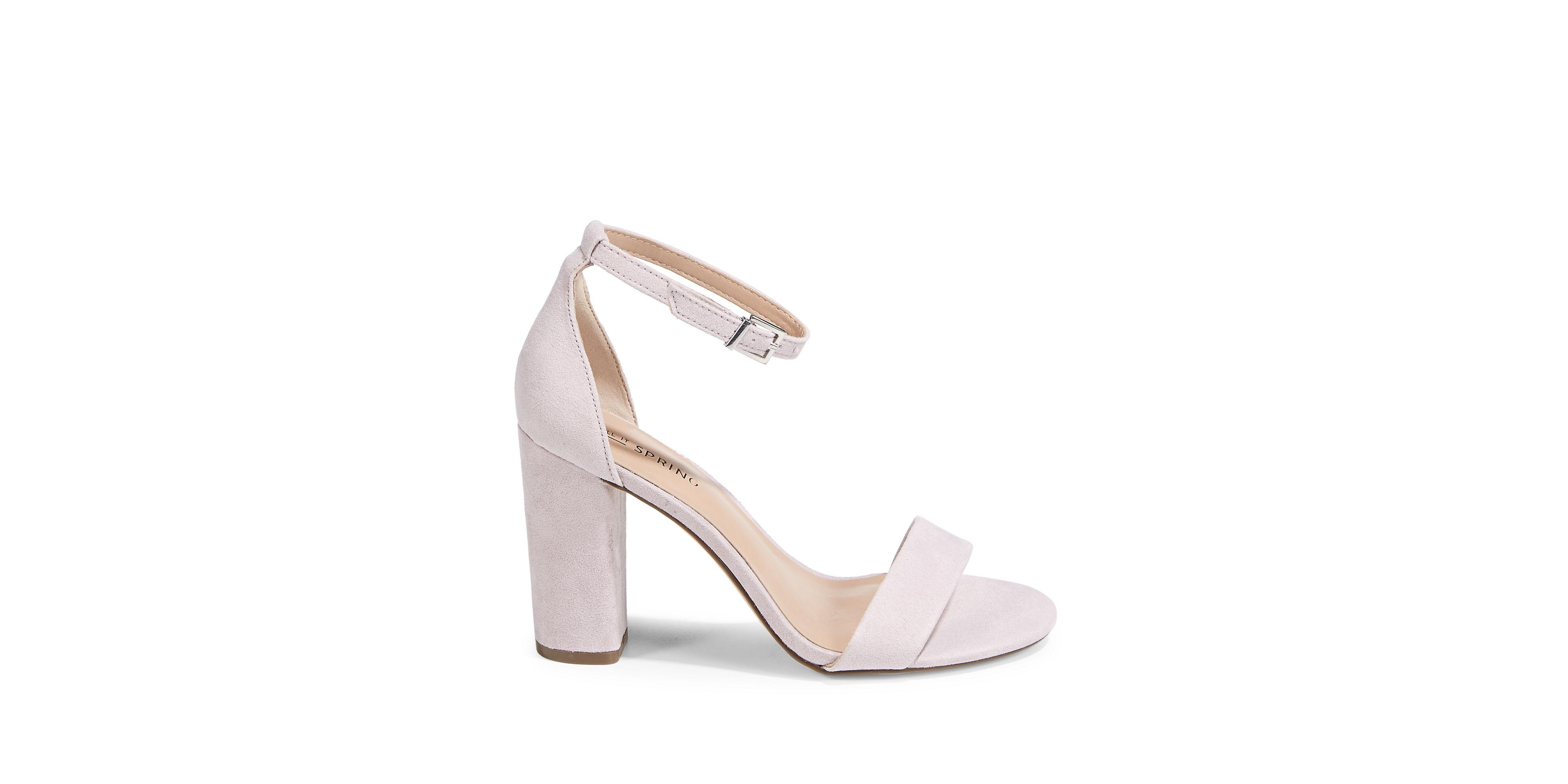 3c11d1ea725 Lyst - Call It Spring Loreg Ankle-strap Heeled Sandals in Purple