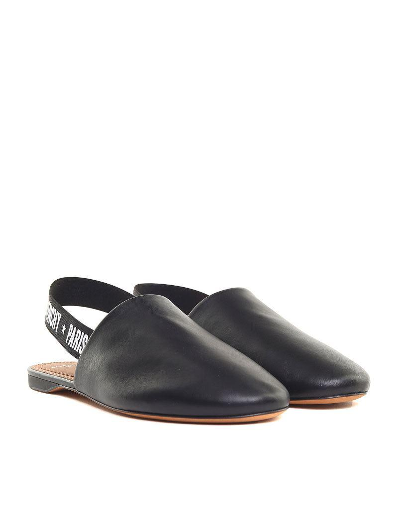 Black nappa Rivington slippers Givenchy Discount Order yHebnKbgkP
