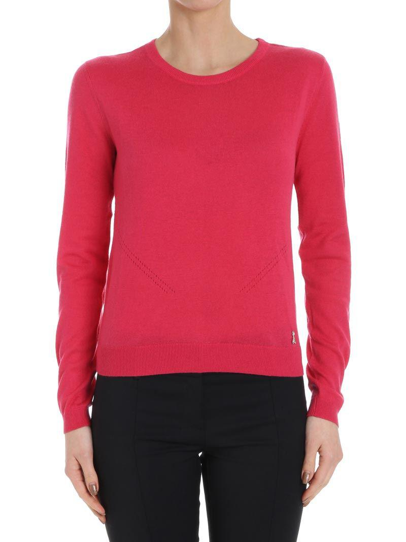 Best Outlet 2018 New Cashmere blend sweater Patrizia Pepe Cheap High Quality ORFdmRXq8