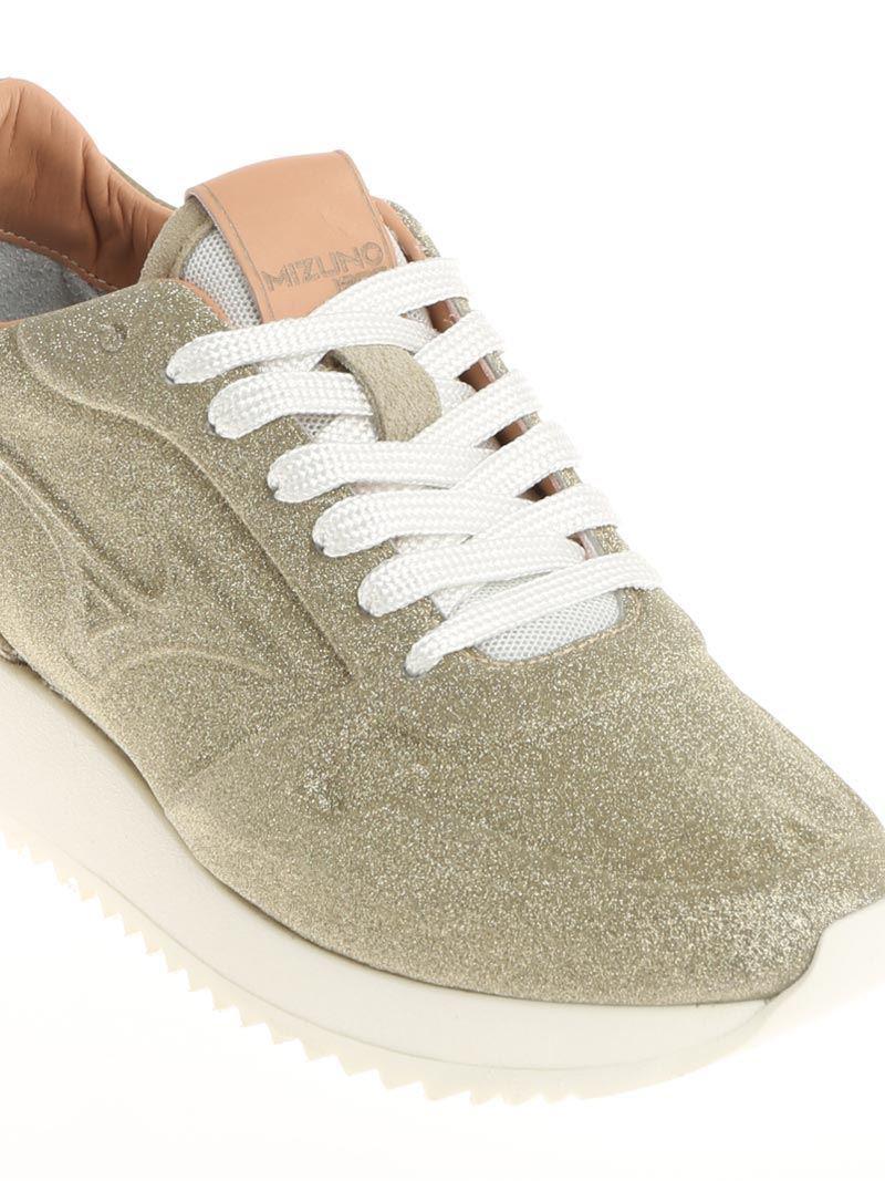 Lyst Mizuno Golden Saiph 2 Sneakers