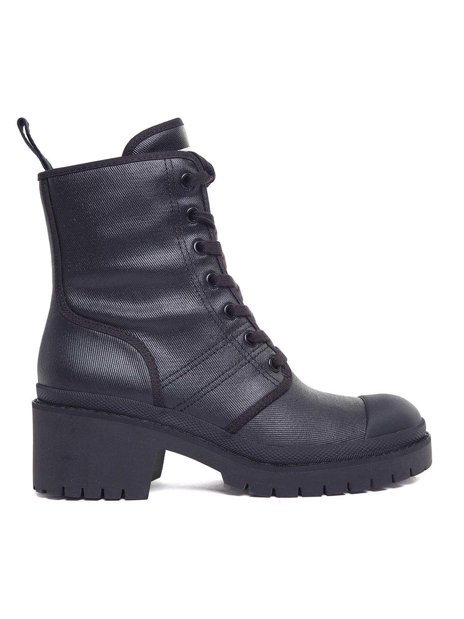 f8a5fa61bb76d6 Jacobs Lyst Marc In Combact Boots Bristol Black 8xUqRT