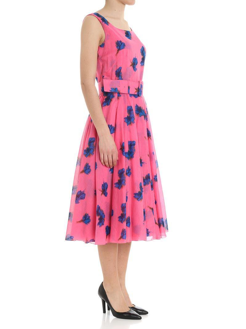 Sale Discounts Cheap Sale Pink Aster dress Samantha Sung Outlet Store Cheap Real Authentic vFyNQ2