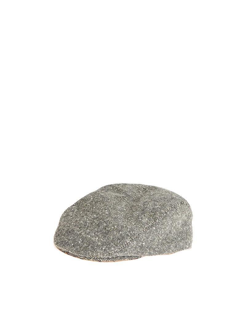 Lyst - Grevi Wool Flat Cap for Men 18d274571876