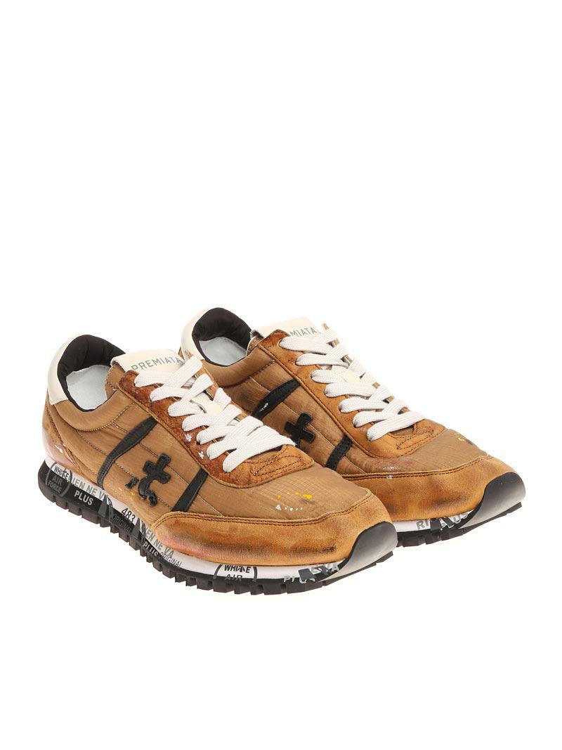 Brown Sean sneakers Premiata f1uwTtG