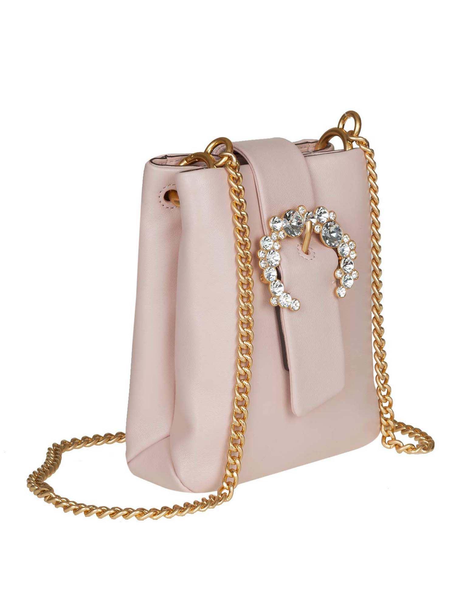dc1398b5316a Tory Burch Handbag Women in Pink - Save 6% - Lyst