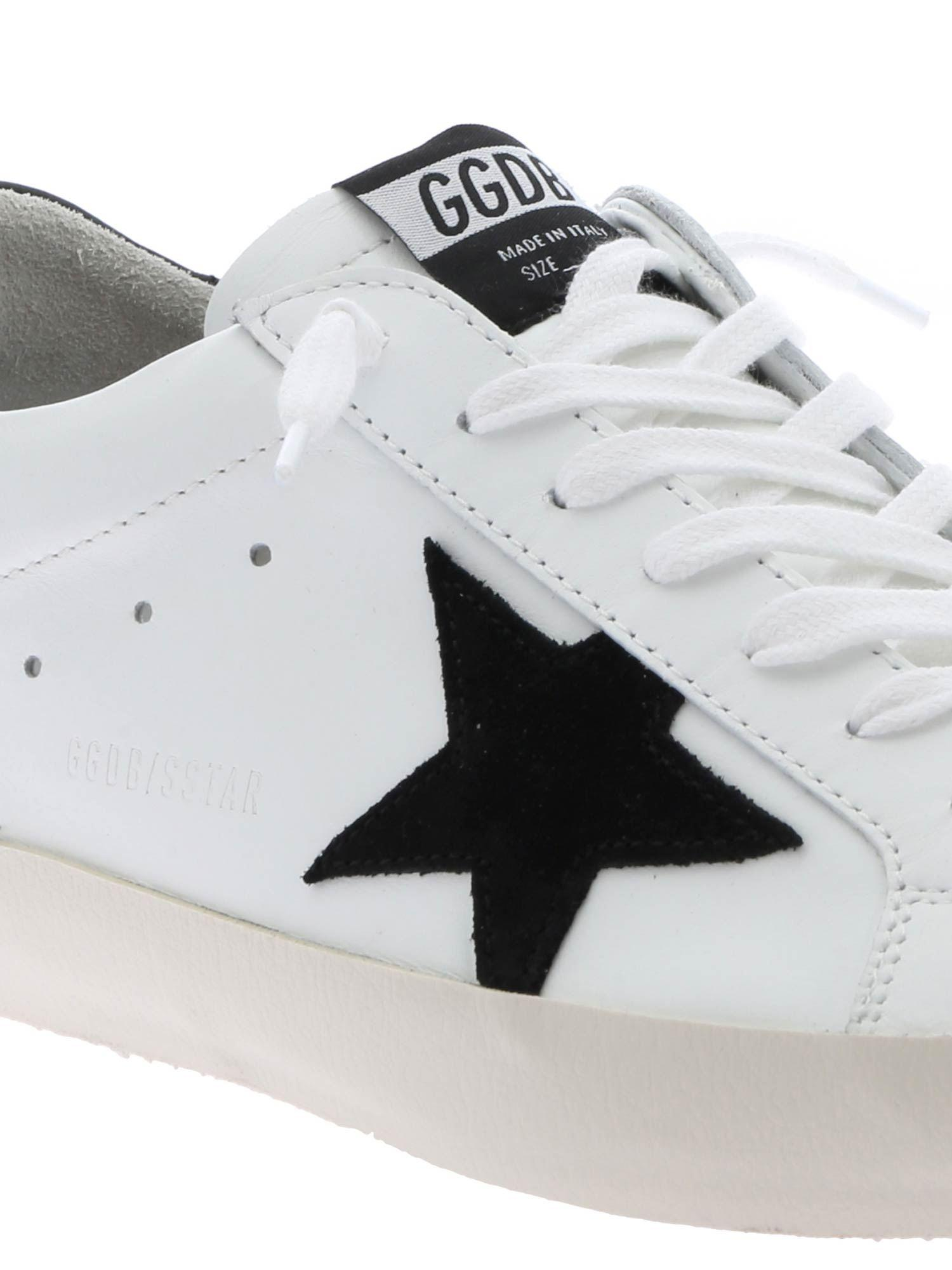 d757b56fd534b Golden Goose Deluxe Brand - Superstar GGDB Sneakers In White for Men -  Lyst. View fullscreen