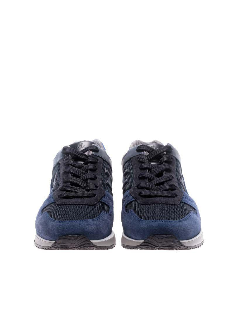 Blue and gray H321 sneakers Hogan HDrbE7B