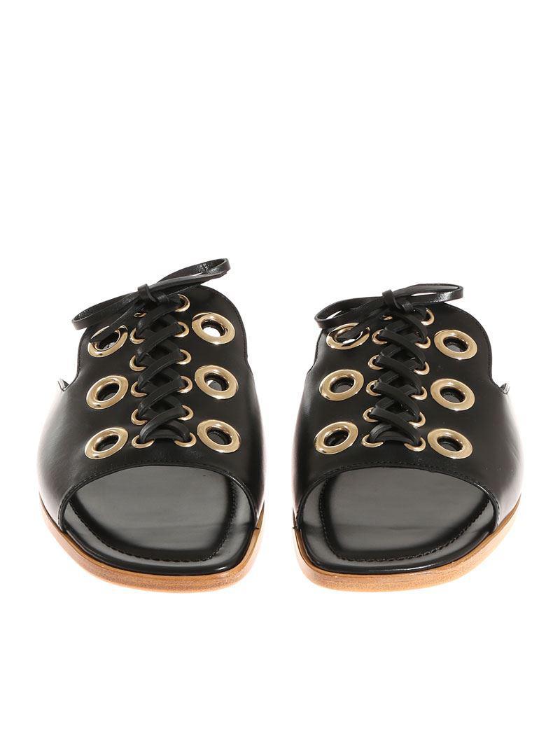Sandal with lace Tod's 3EUeK