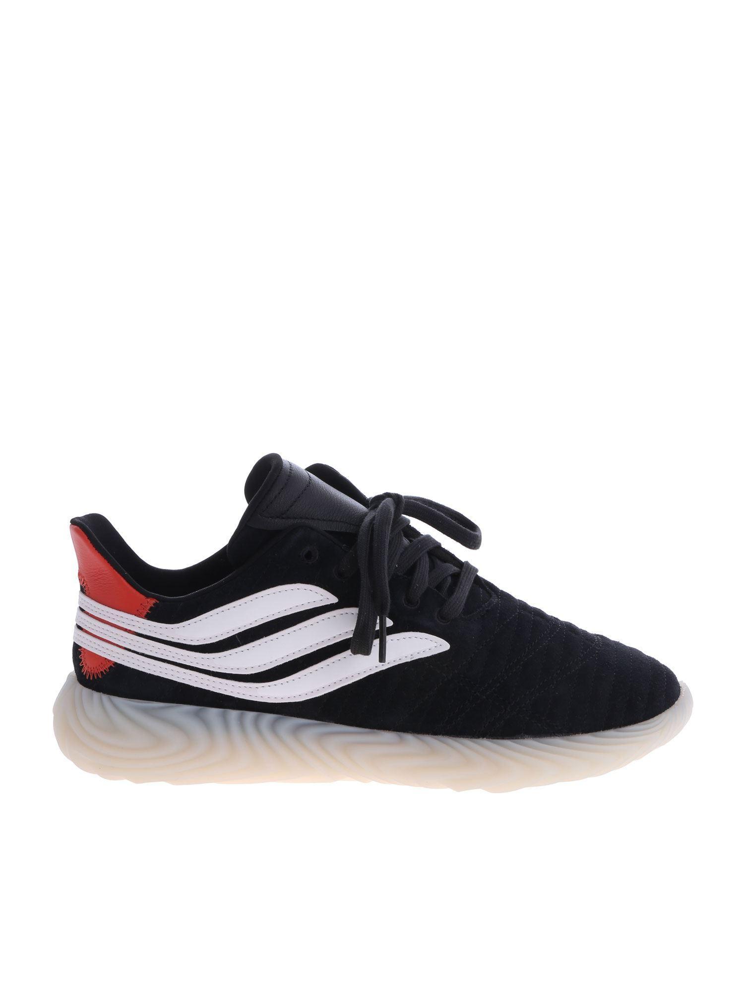 best service eeaae fef09 adidas Originals. Men s Black Sobakov Sneakers