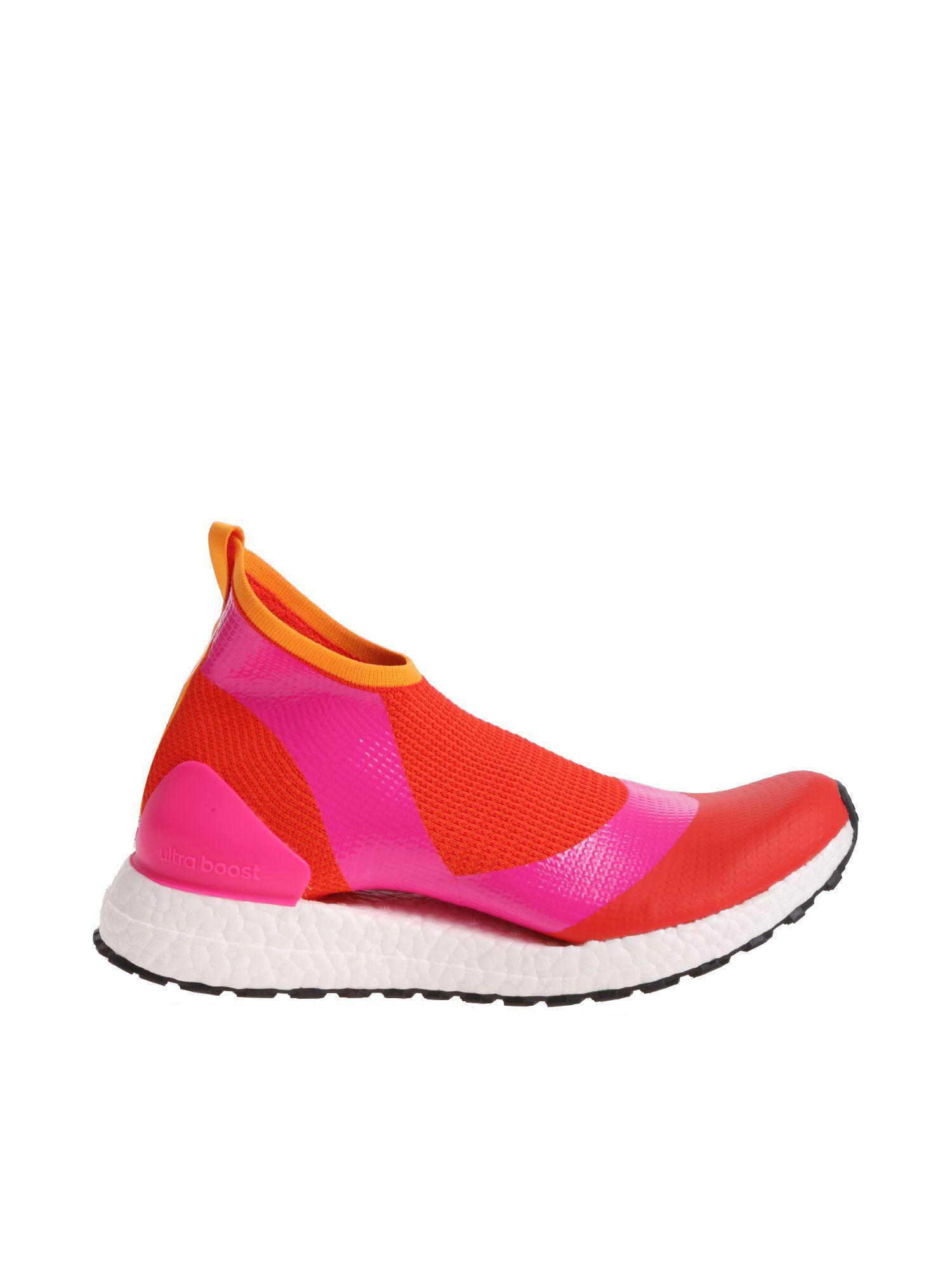 buy online 8b4b2 2386c Women's Red Ultraboost X All Terrain Sneakers