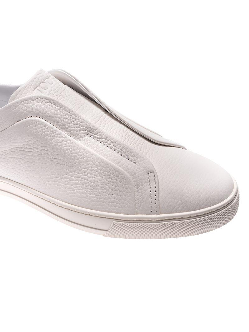 White sneakers without laces Tod's Original Sale Online Clearance 2018 Newest Cheap Sale Official Outlet Huge Surprise Sale Shopping Online JxbQNor27