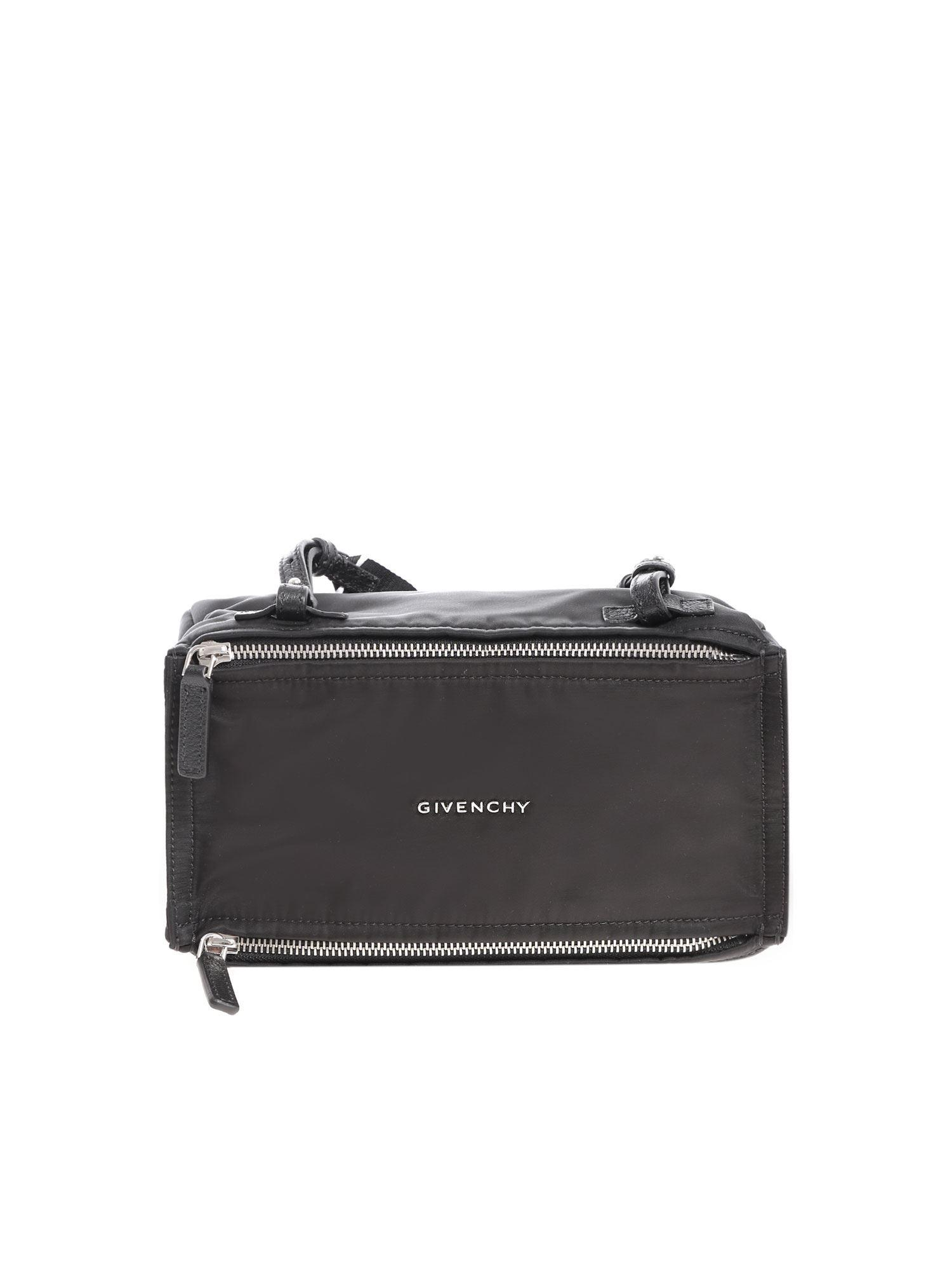 2ed07891e6 Givenchy - Black Pandora Mini Bag - Lyst. View fullscreen