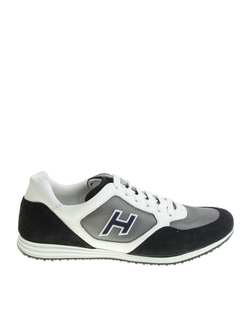Blue and white H205 Olympia sneakers Hogan Shop Cheap Online cEDEmmg791