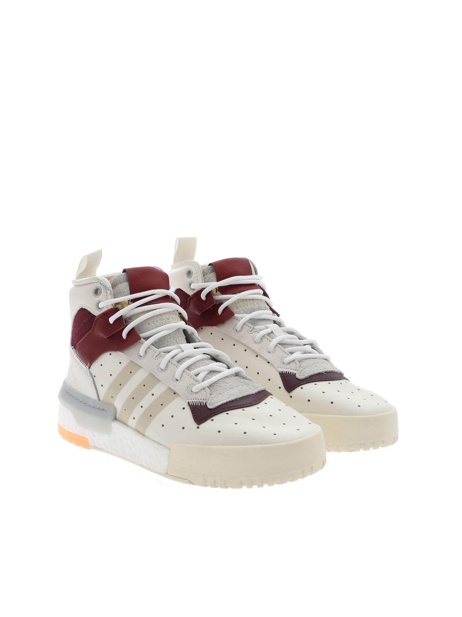 fa0e99ef5b29e Lyst - adidas Originals Rivalry Rm Sneakers In White in White for Men