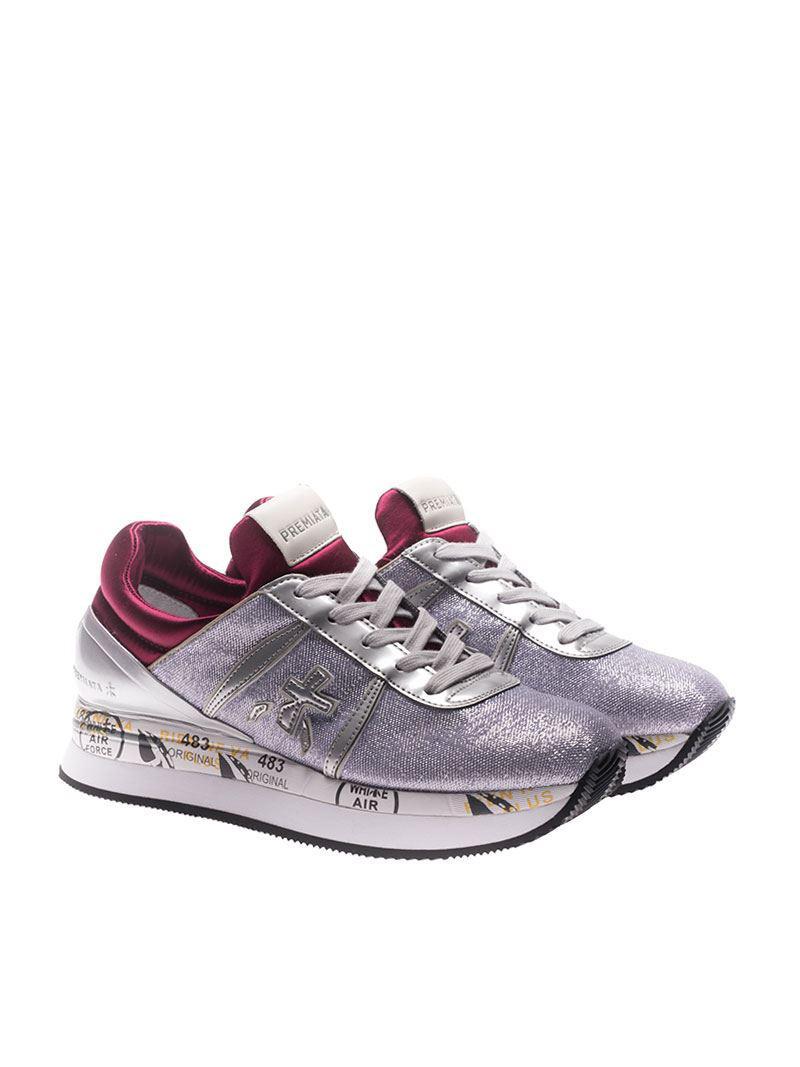 Silver Liz sneakers Premiata AGw9kuVigo