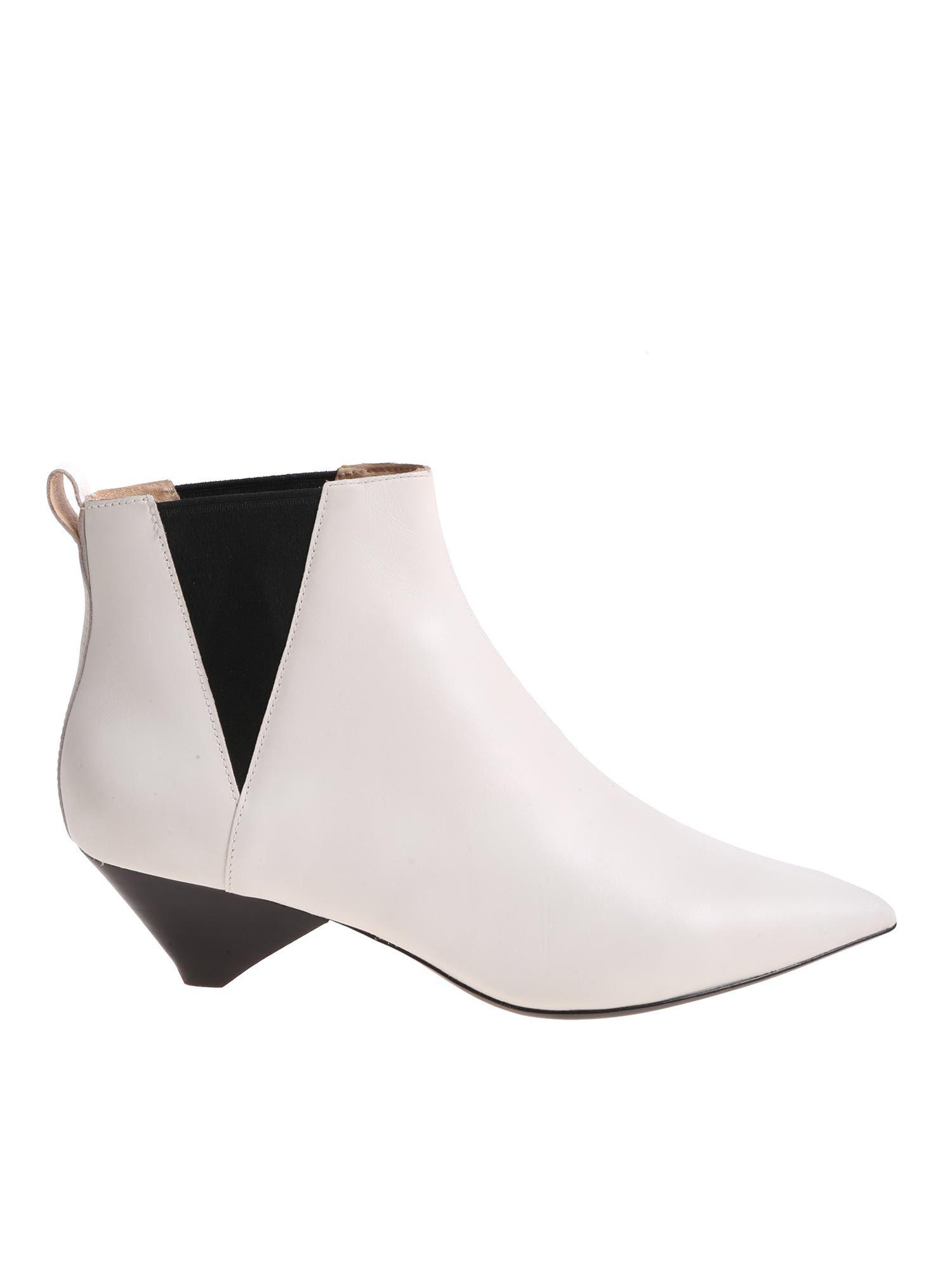561e5bfb0 Lyst - Ash Cosmos Boots in White