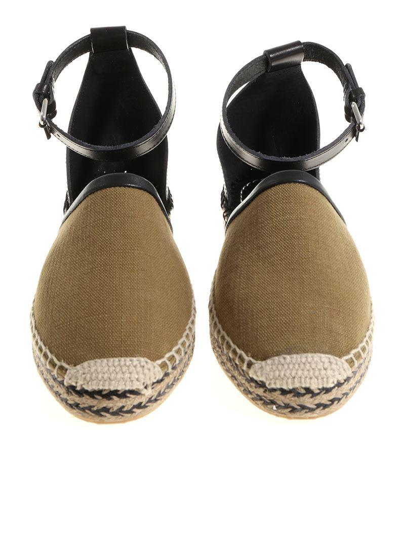 Army green Carlyce espadrilles Isabel Marant 41iJ79Je