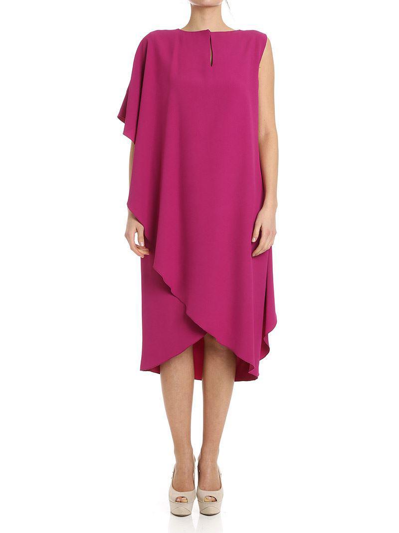 Viscose blend dress Alberta Ferretti waxBXcZ