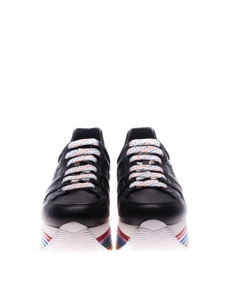 Black maxi sneaker H352 Hogan Visit Cheap Sale Latest Cheap Geniue Stockist Cheap Sale Professional 7sqYos