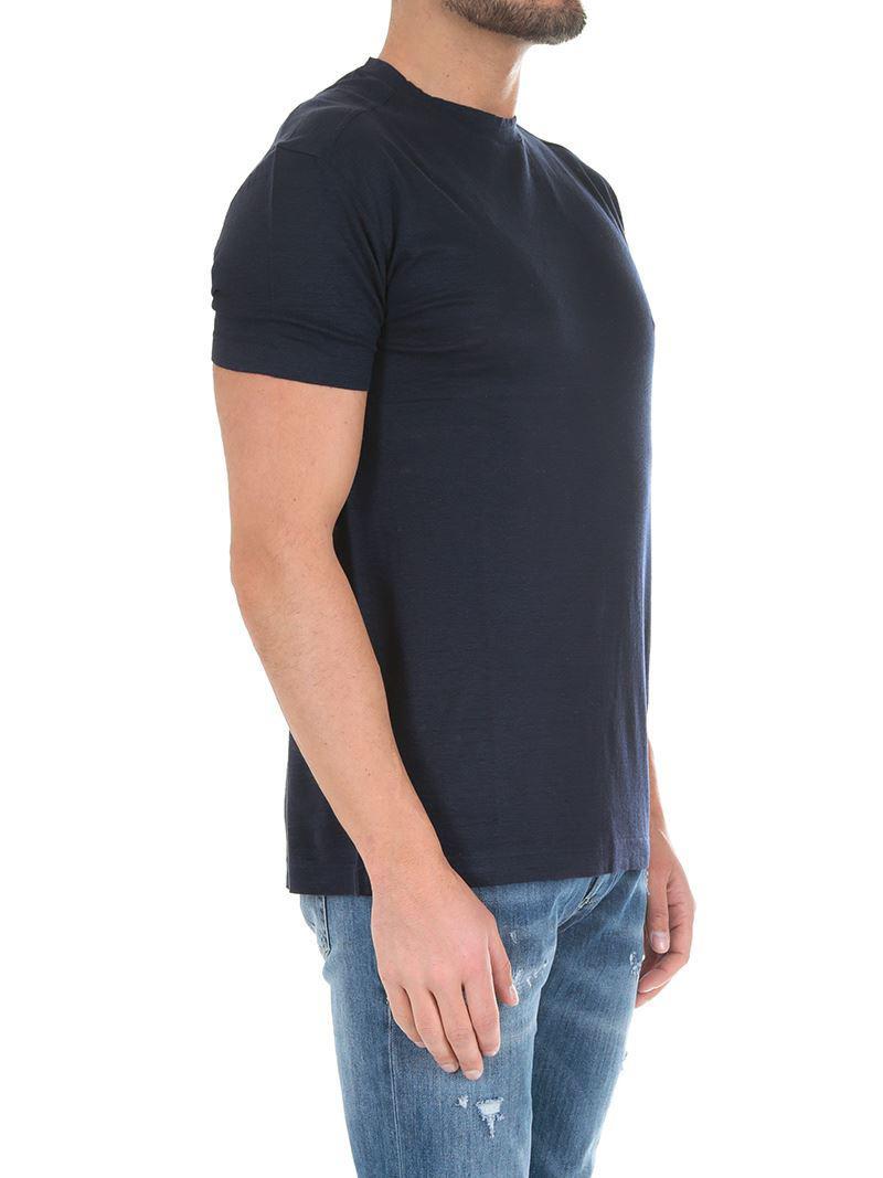 Countdown Package Clearance Blue Lipari T-shirt Dondup Recommend Sale Online Sale Footlocker Pictures eqV2zeLDI