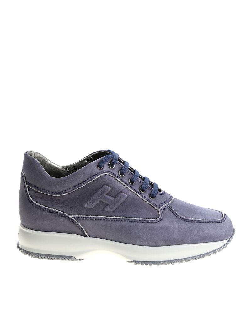 Light blue Interactive sneakers Hogan 79uuan