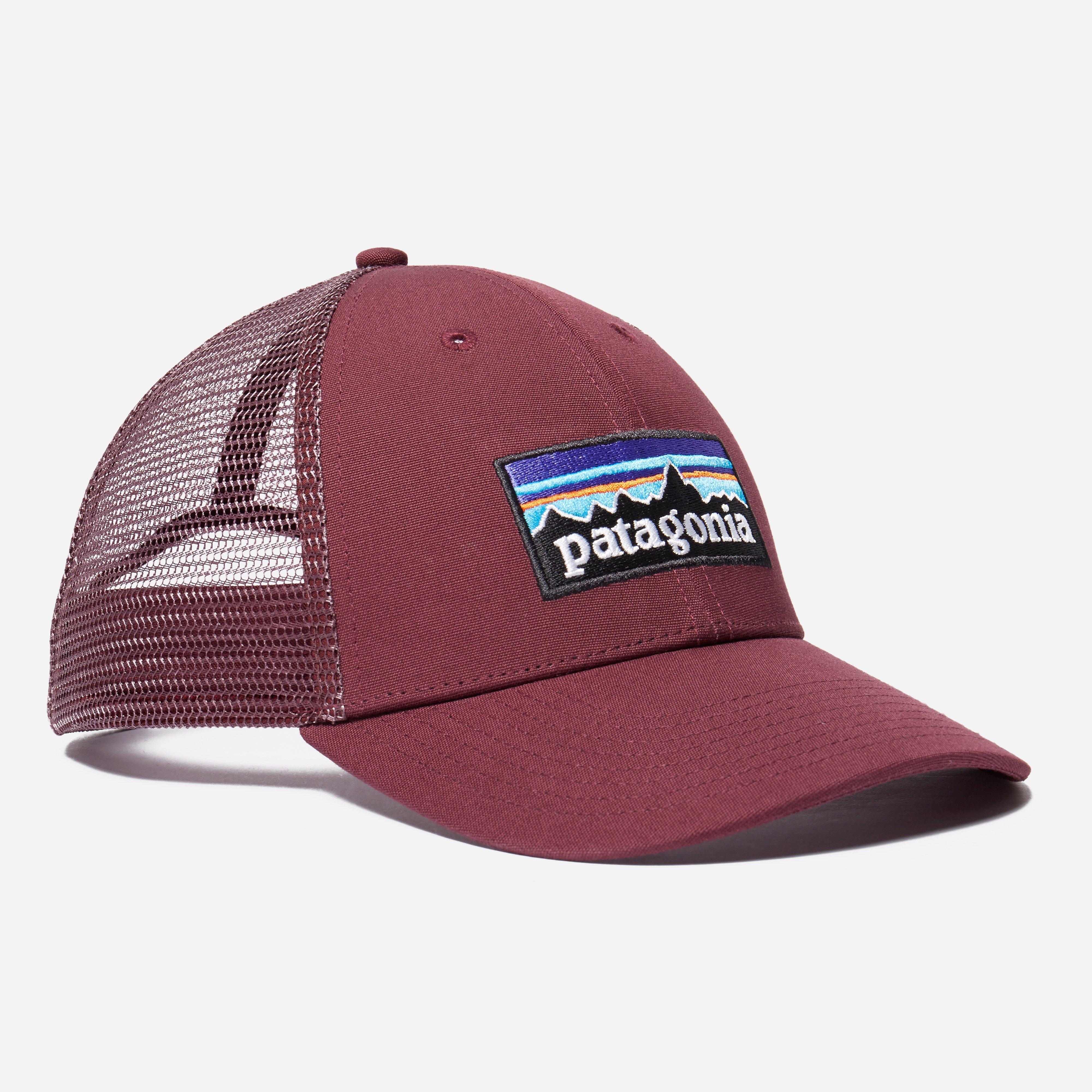 8ed94aaa05e ... Lyst - Patagonia P-6 Logo Lopro Trucker Hat In Purple in Purple for Men  ...