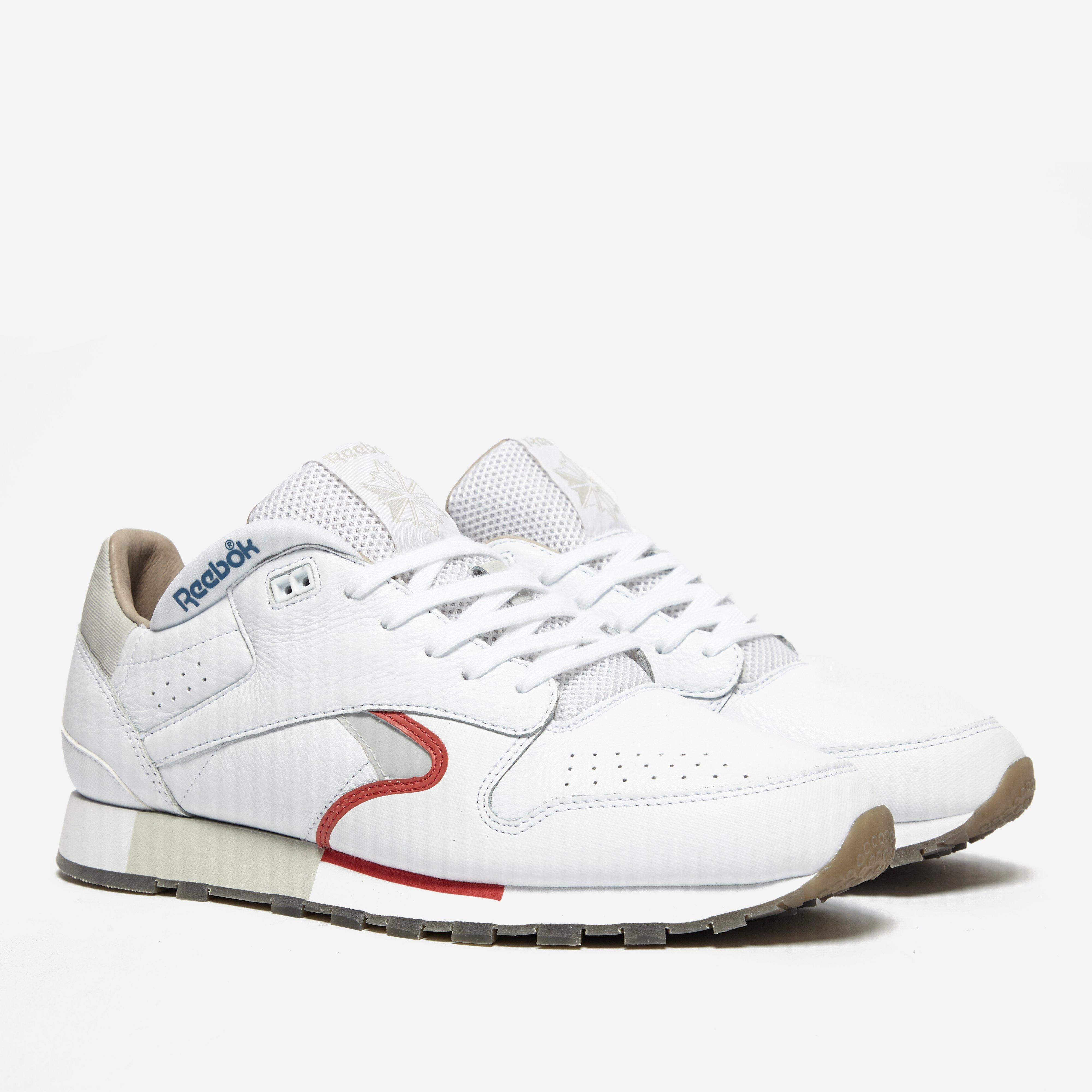 Very Cheap For Sale Mens Classic Leather Archive Low-Top Sneakers Reebok Classic Cheap Online Cheap Sale Best Store To Get Tefw4