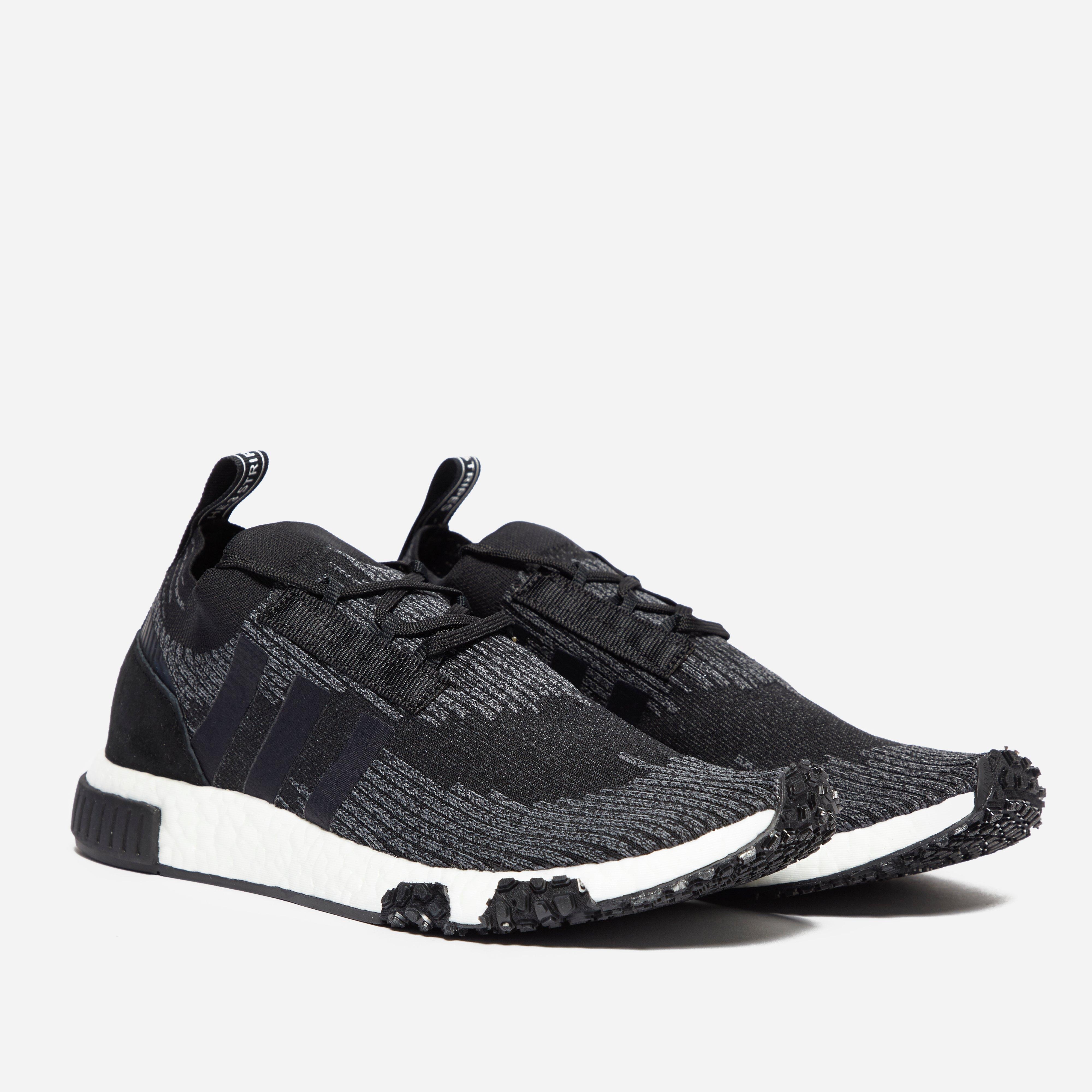 the latest 5f7fd a3dc4 Lyst - Adidas Originals Nmd Racer Pk in Black for Men