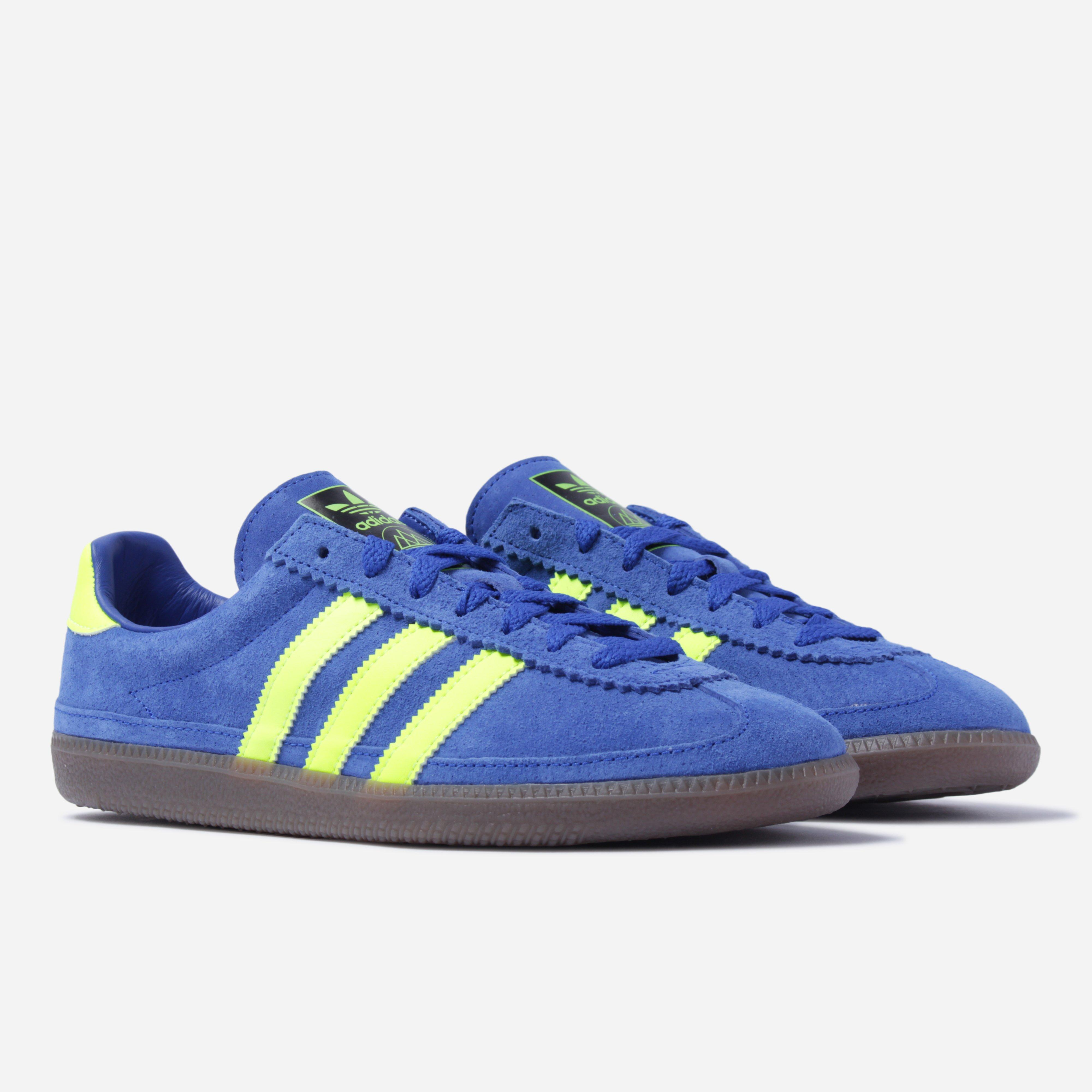 20a300ac22 adidas Originals Whalley Spzl in Blue for Men - Lyst