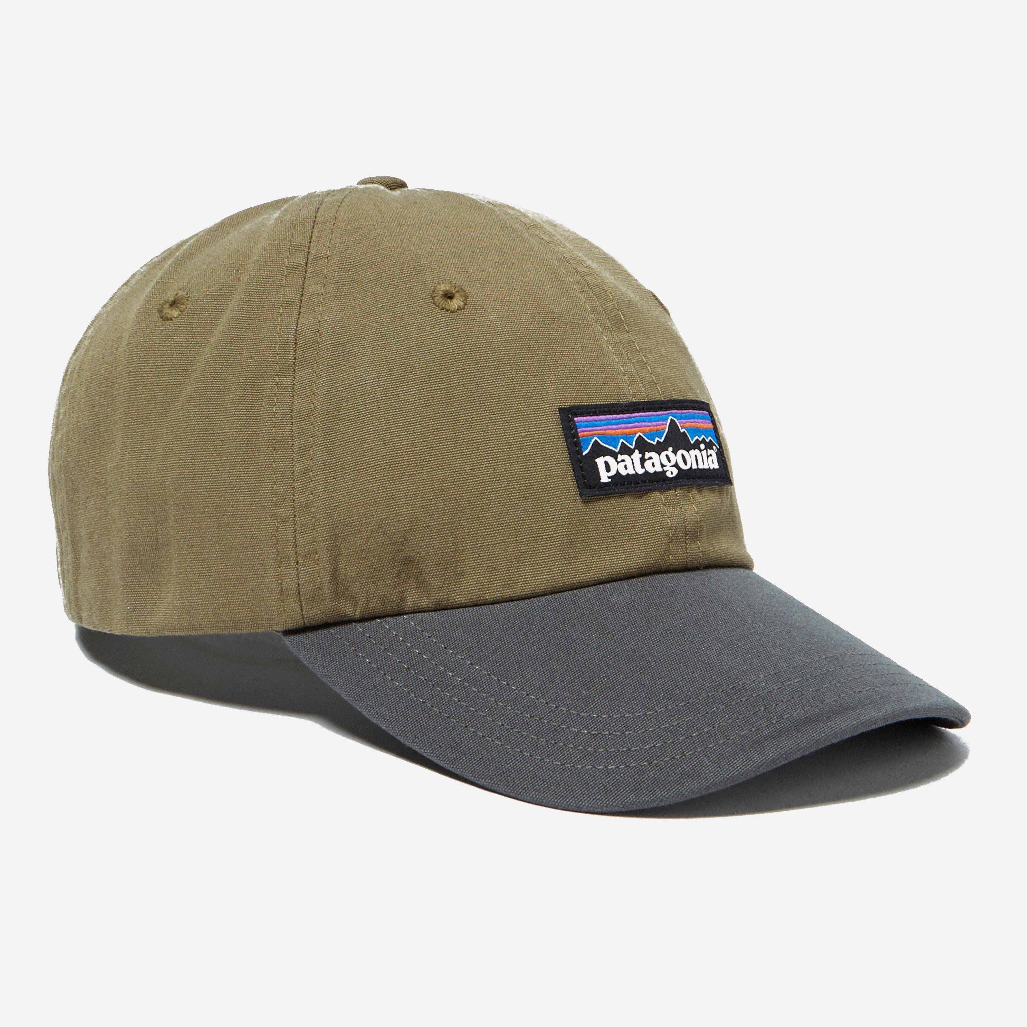d6ac3a21dc1 Lyst - Patagonia P6 Label Trad Cap in Green for Men
