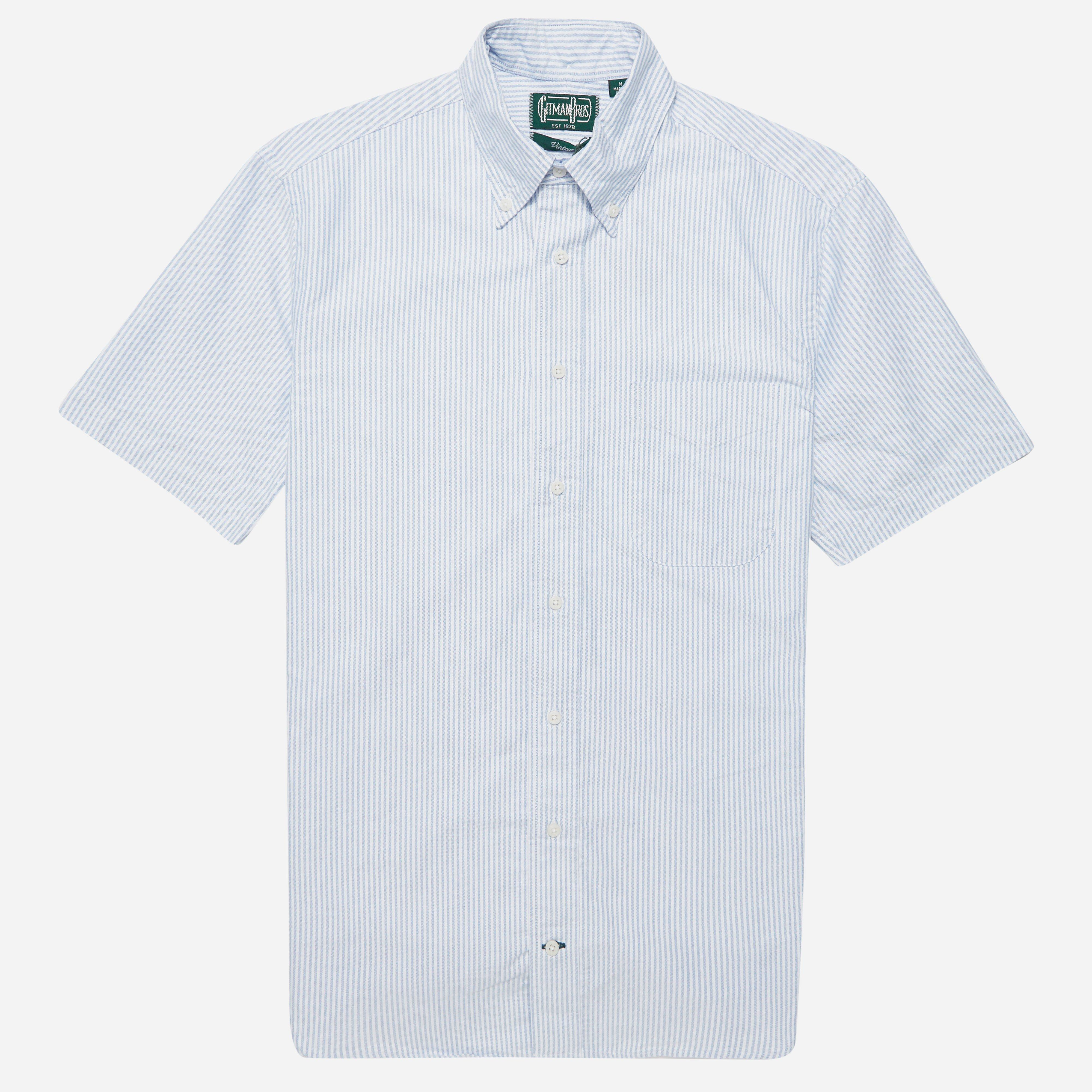 Lyst Gitman Brothers Vintage Short Sleeve Striped Oxford