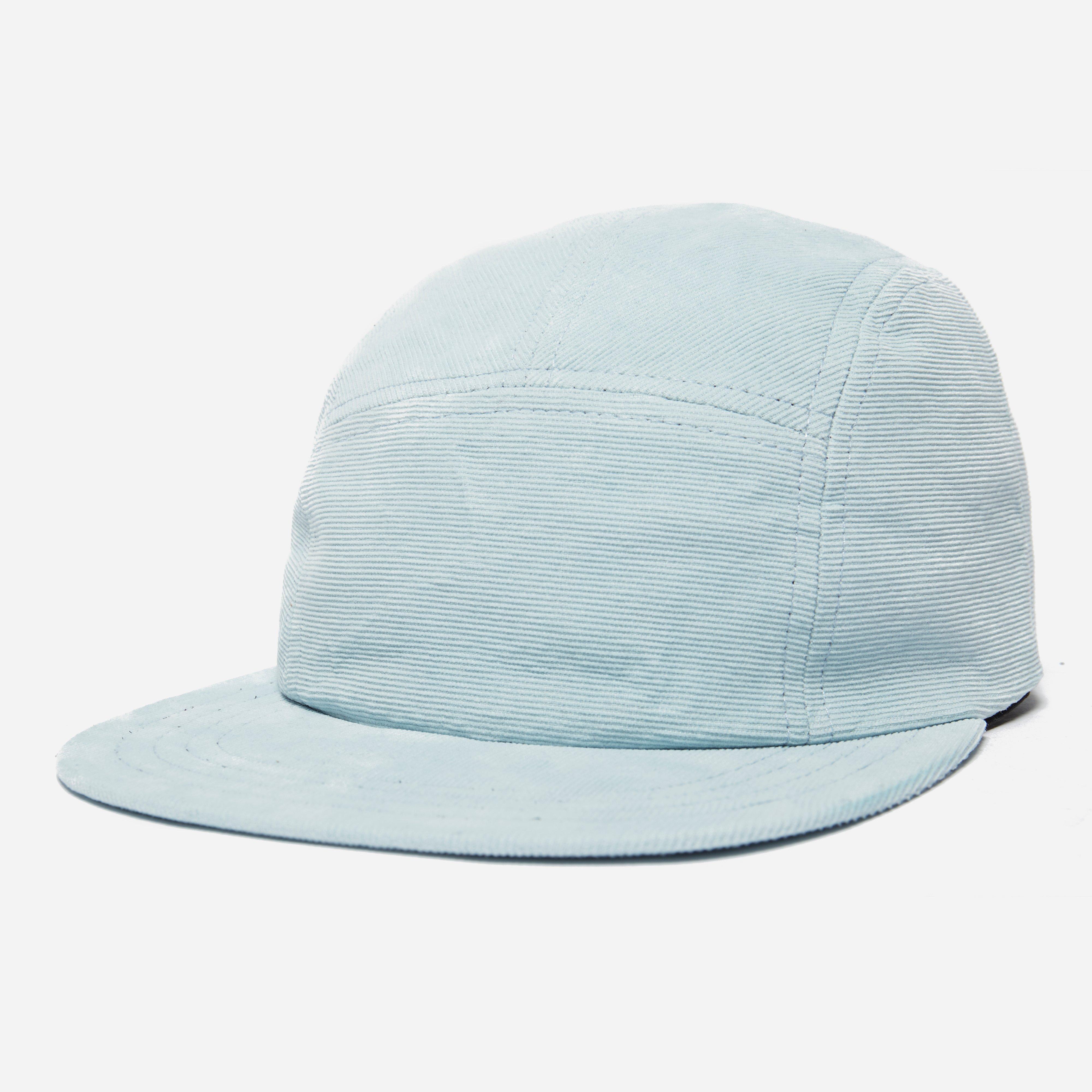d4de6669e3b Les Basics Le Peak Corduroy Cap in Blue for Men - Lyst