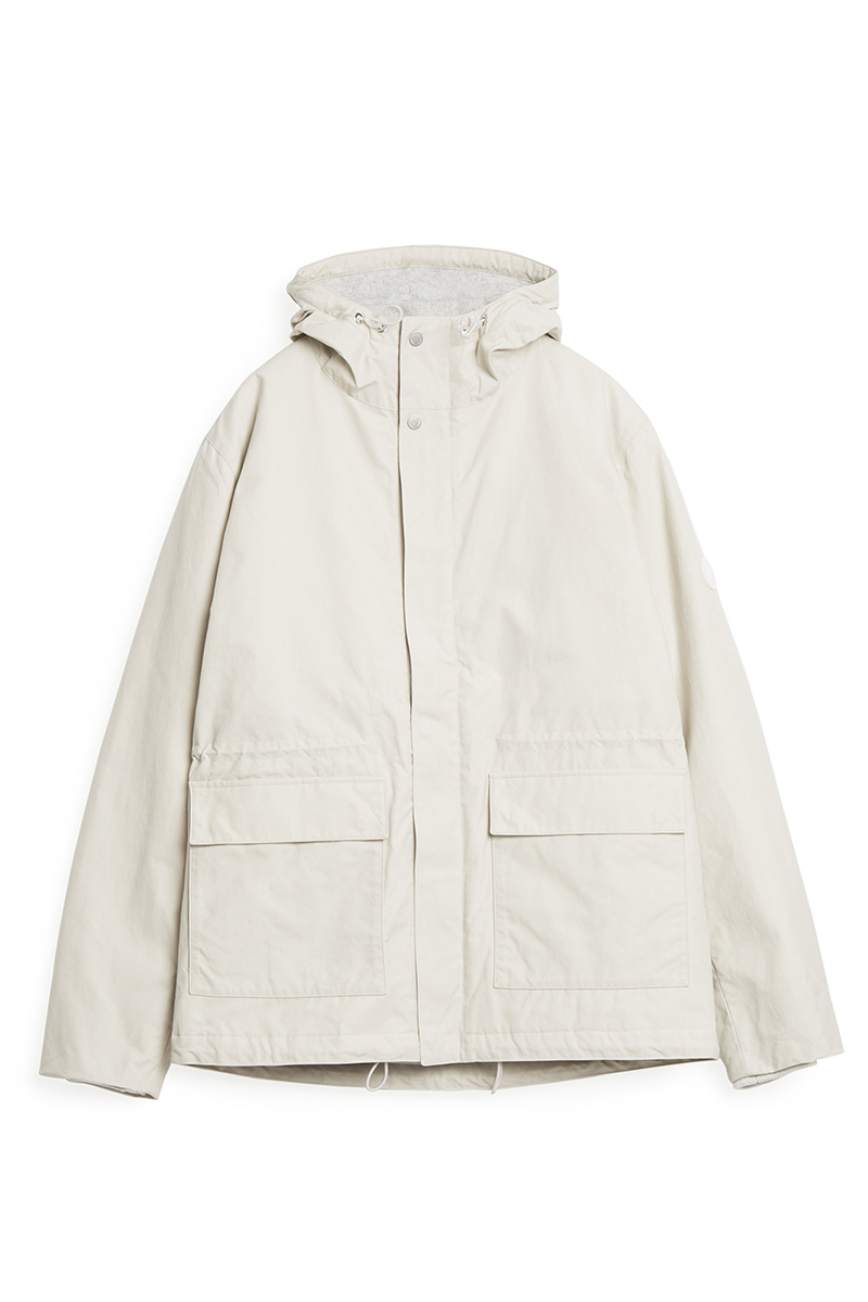 95a72552ed1 Norse Projects Nunk Jacket Clay for Men - Lyst