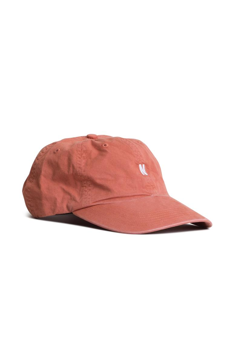 5e794b2747a Lyst - Norse Projects Light Twill Sports Cap Fusion Pink in Pink for Men