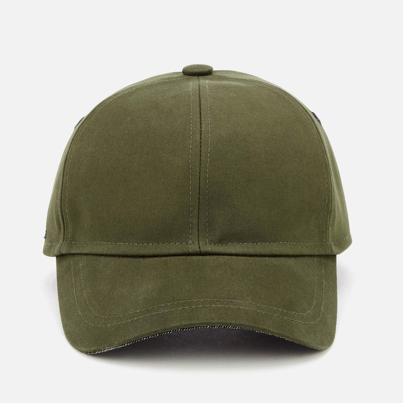 Lyst - Ted Baker Battin Baseball Cap in Green for Men - Save 49% 3da7d4eda364