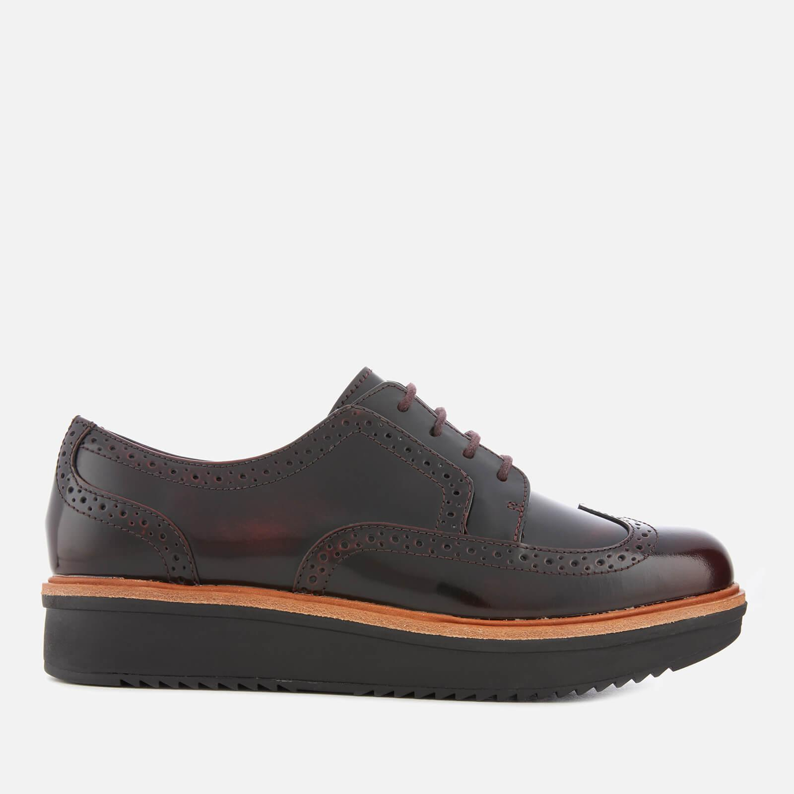 d5611c46817 Clarks. Women s Teadale Maira Leather Brogues
