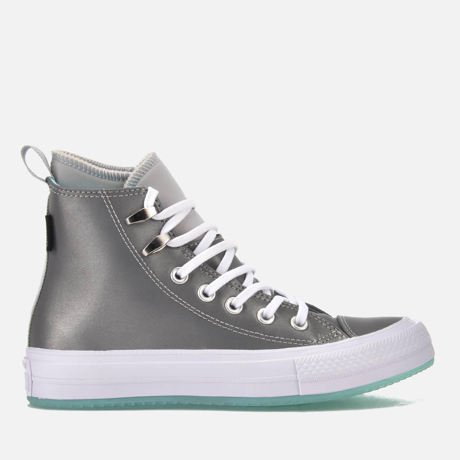 3c2d998ec48 Lyst - Converse Chuck Taylor All Star Waterproof Boots in Gray