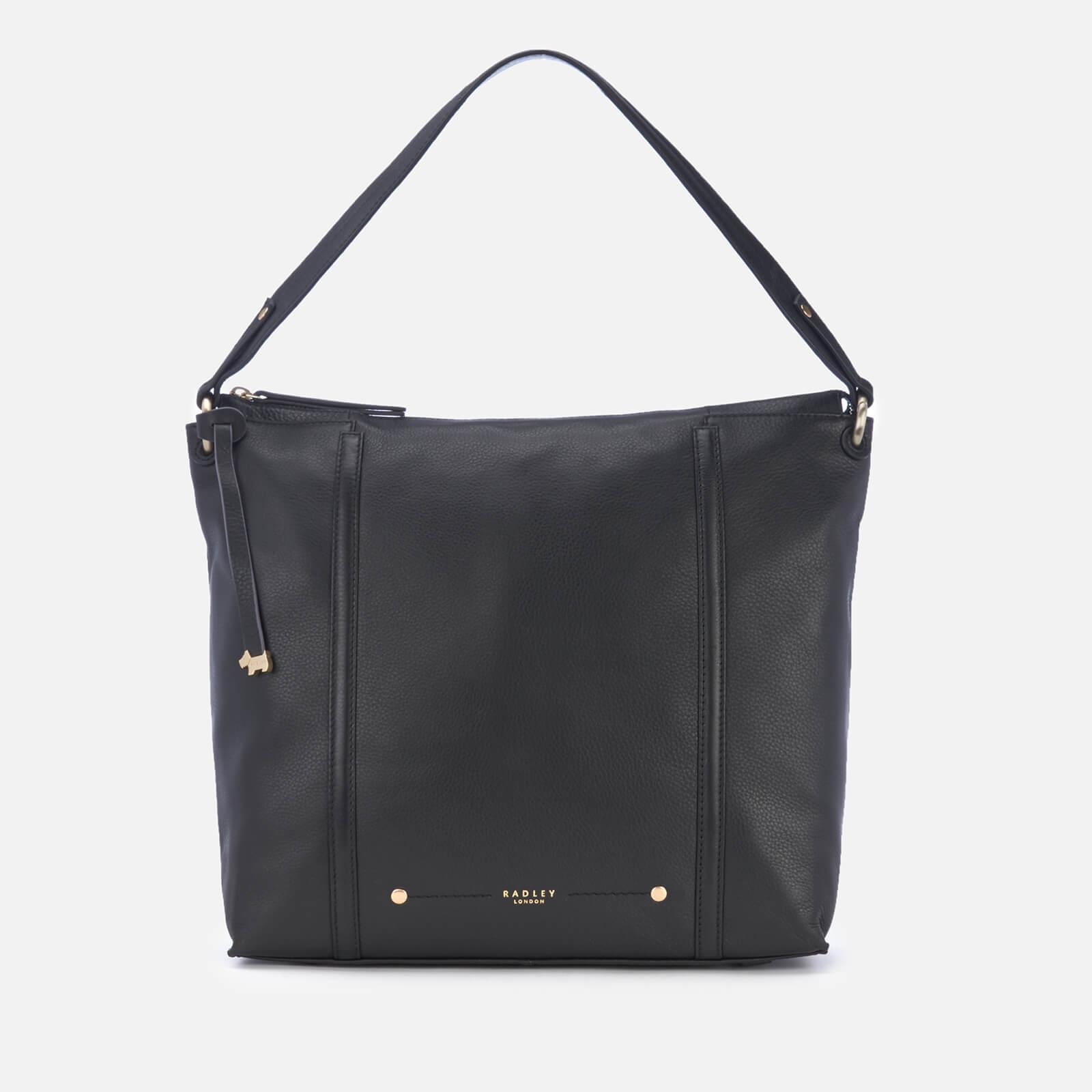 669a67473a1a Radley Kew Palace Large Hobo Zip Top Bag in Black - Save 30% - Lyst