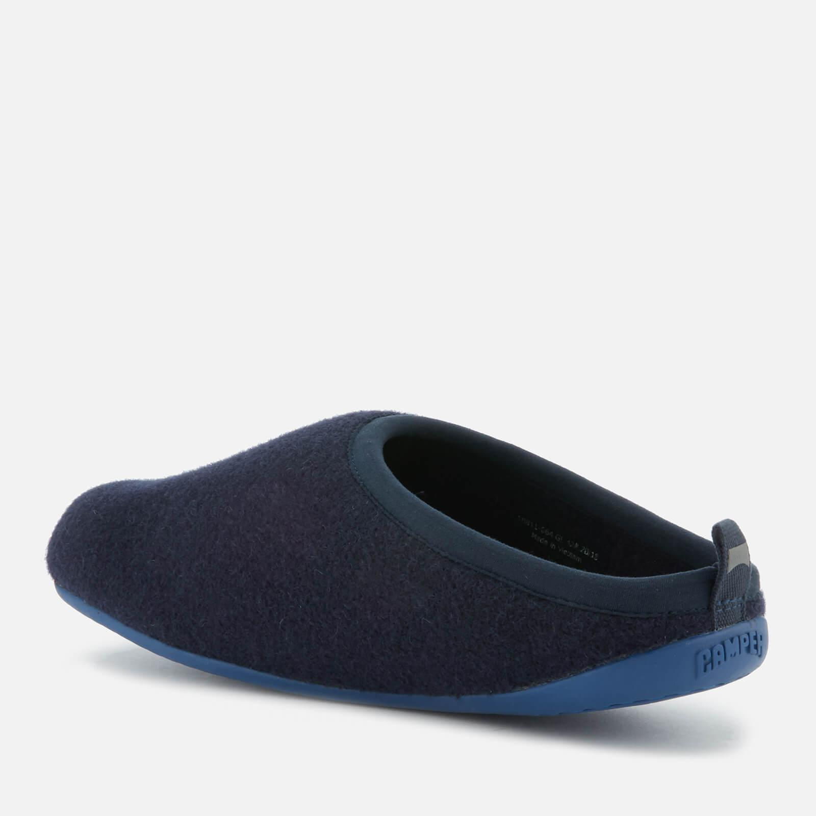 cb345b1daca Camper Wabi Wool Slippers in Blue for Men - Save 3.5087719298245617 ...
