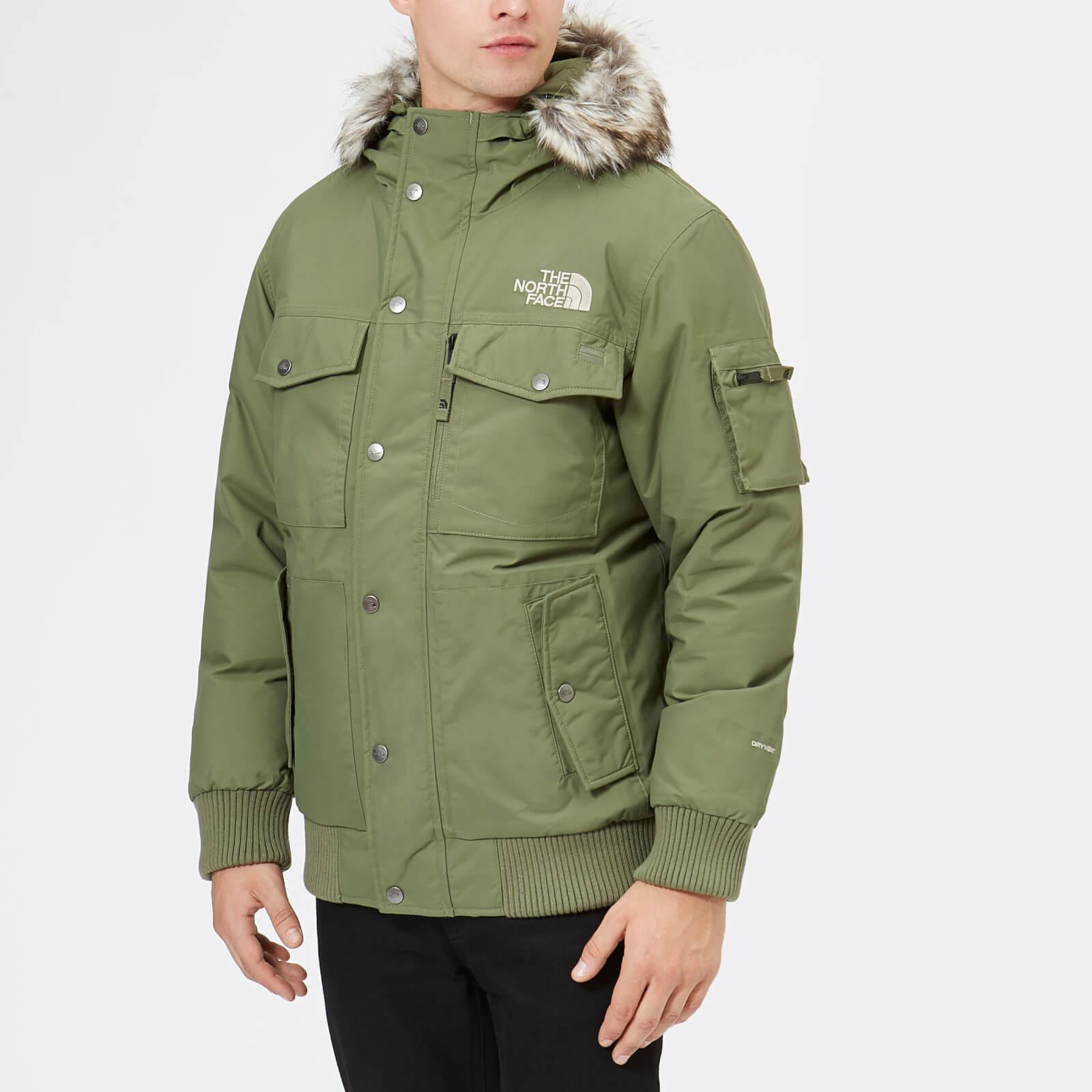 a331ed702 The North Face Gotham Jacket in Green for Men - Lyst