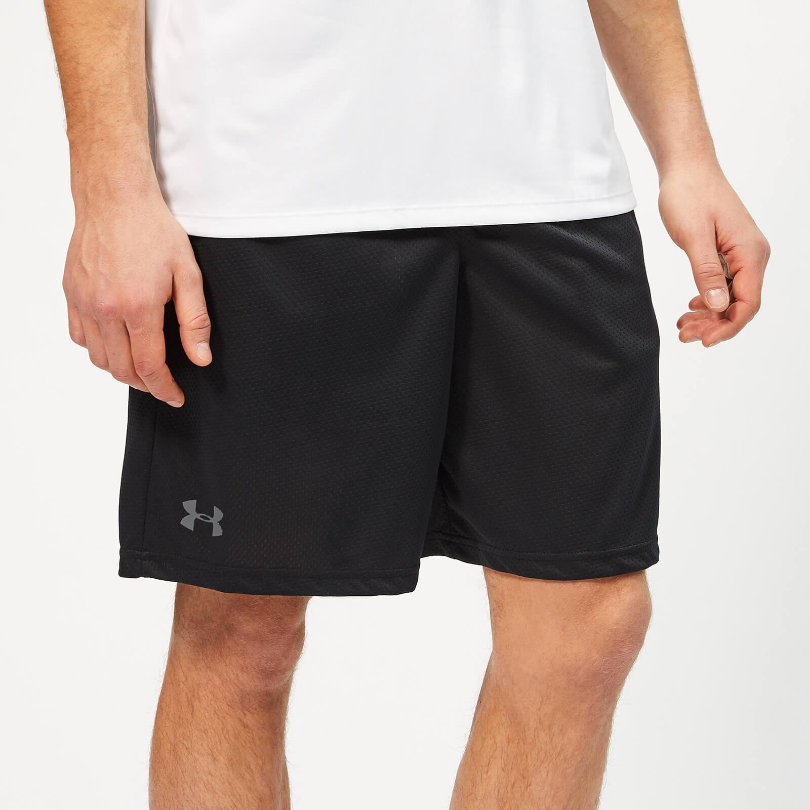 9799f7fc4d2f Under Armour Tech Mesh Shorts in Black for Men - Lyst