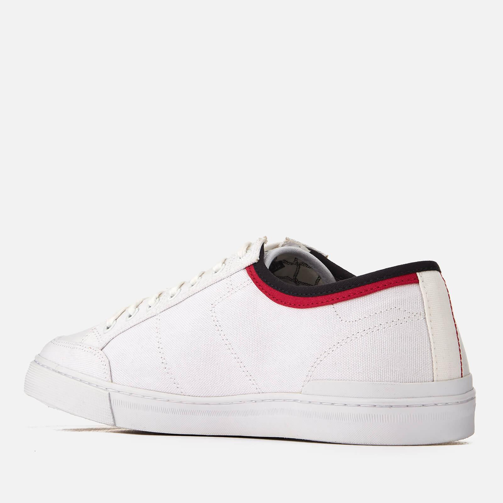 Core Corporate Canvas Trainers in Navy - Midnight Tommy Hilfiger nzdhOTd