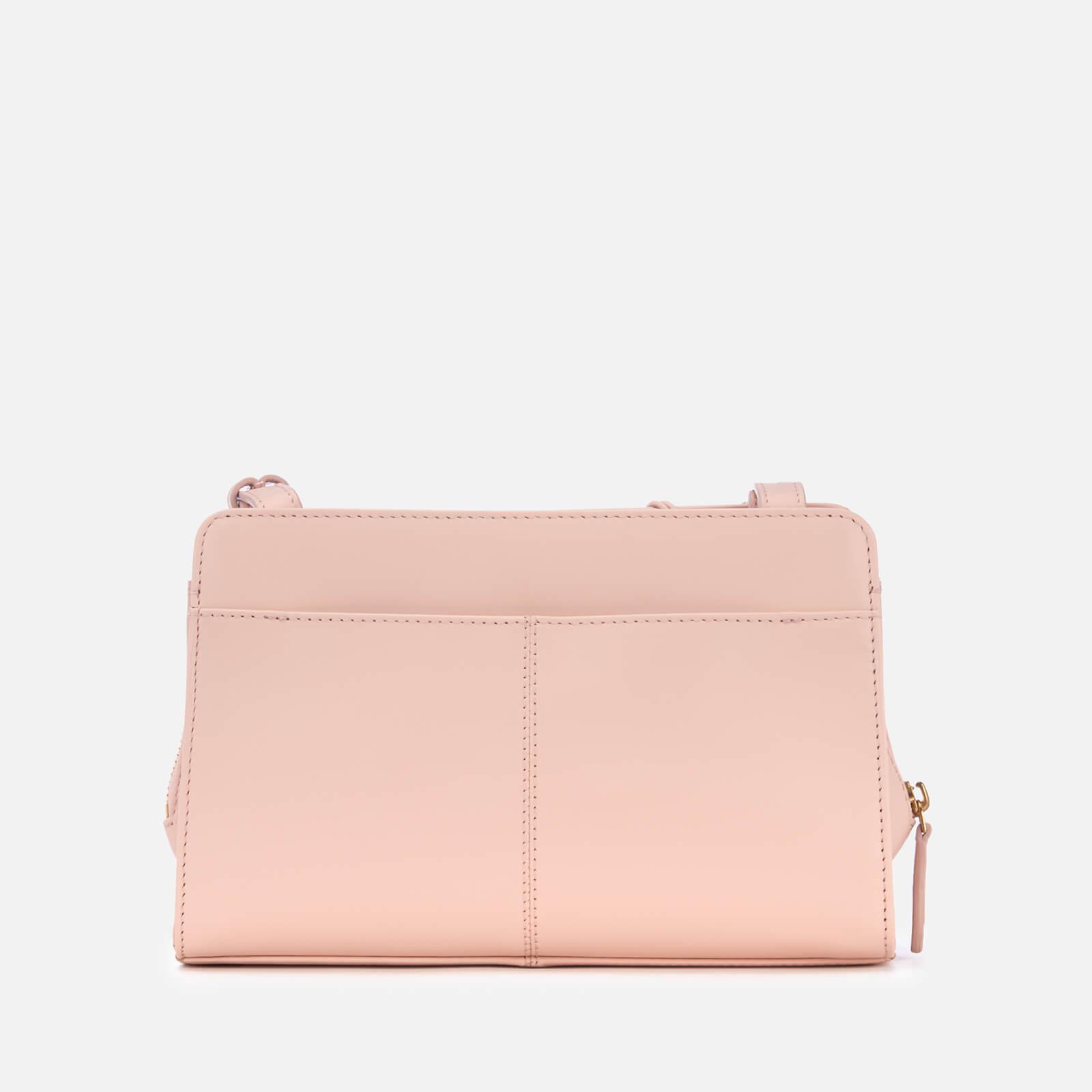 b7de82b1940c Radley - Pink Liverpool Street Medium Cross Body Zip Top Bag - Lyst. View  fullscreen