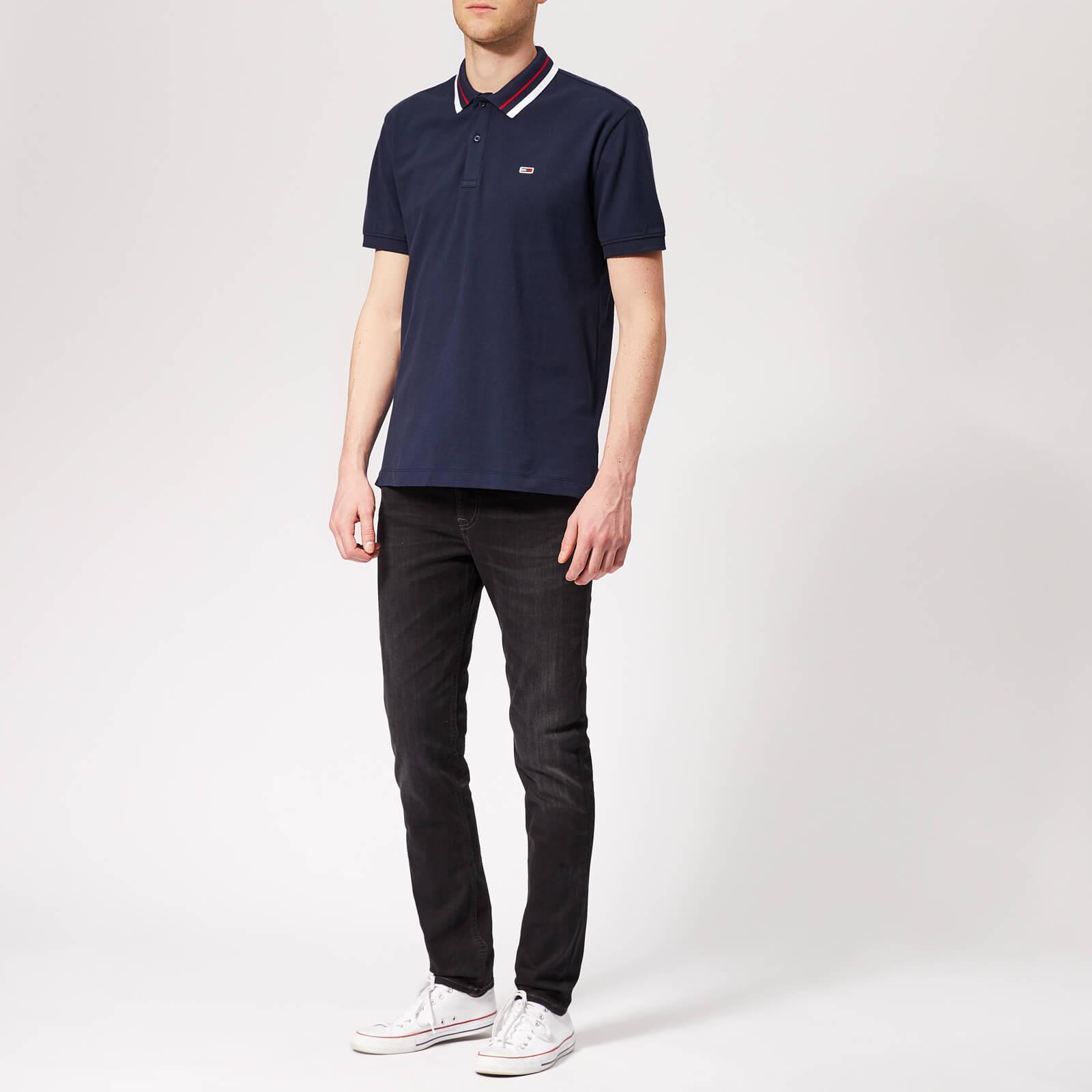 d25944fcf Tommy Hilfiger - Black Skinny Simon Jeans for Men - Lyst. View fullscreen