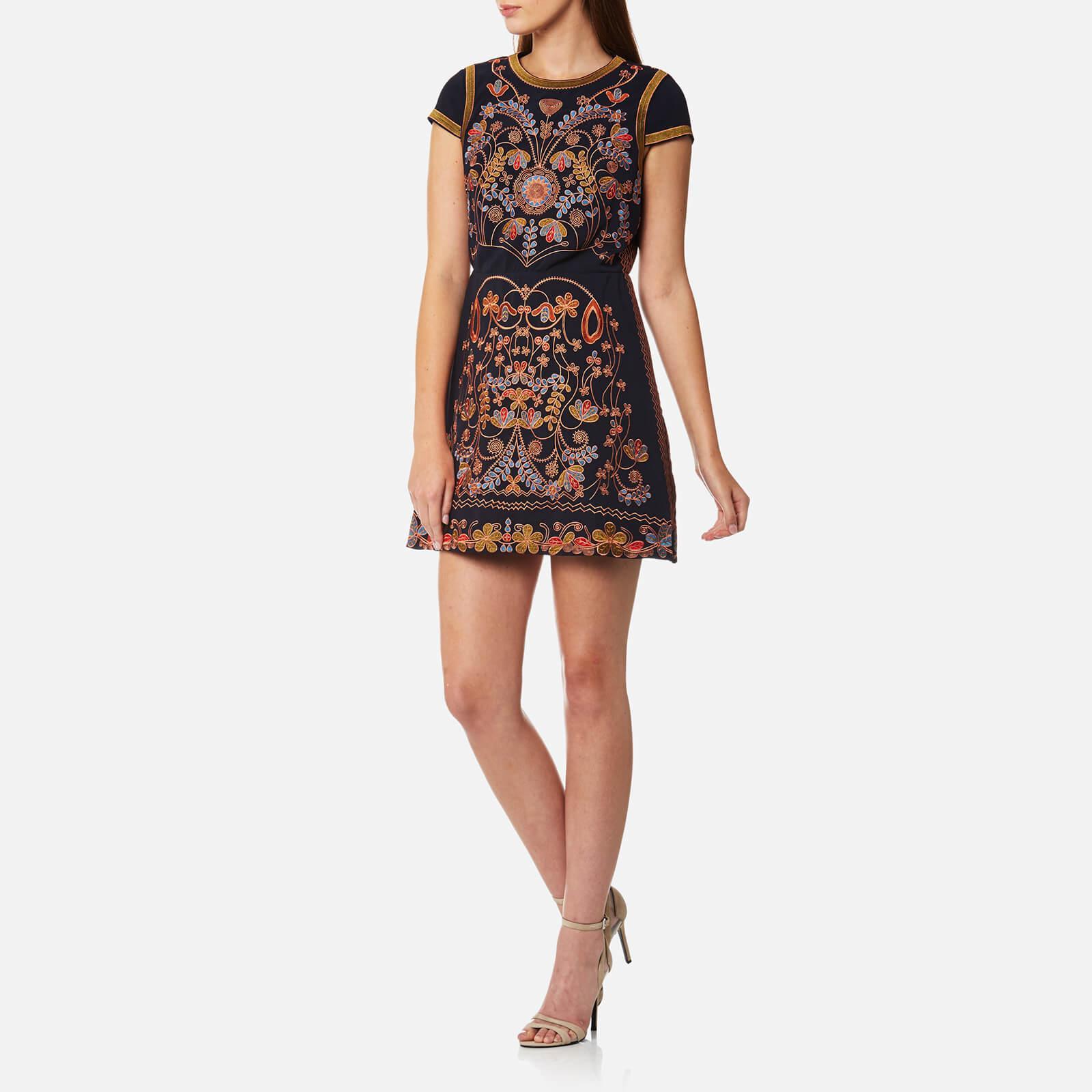 Reliable Cheap Online Perfect Sale Online Womens Hadiya Dress Foxiedox r7dBF