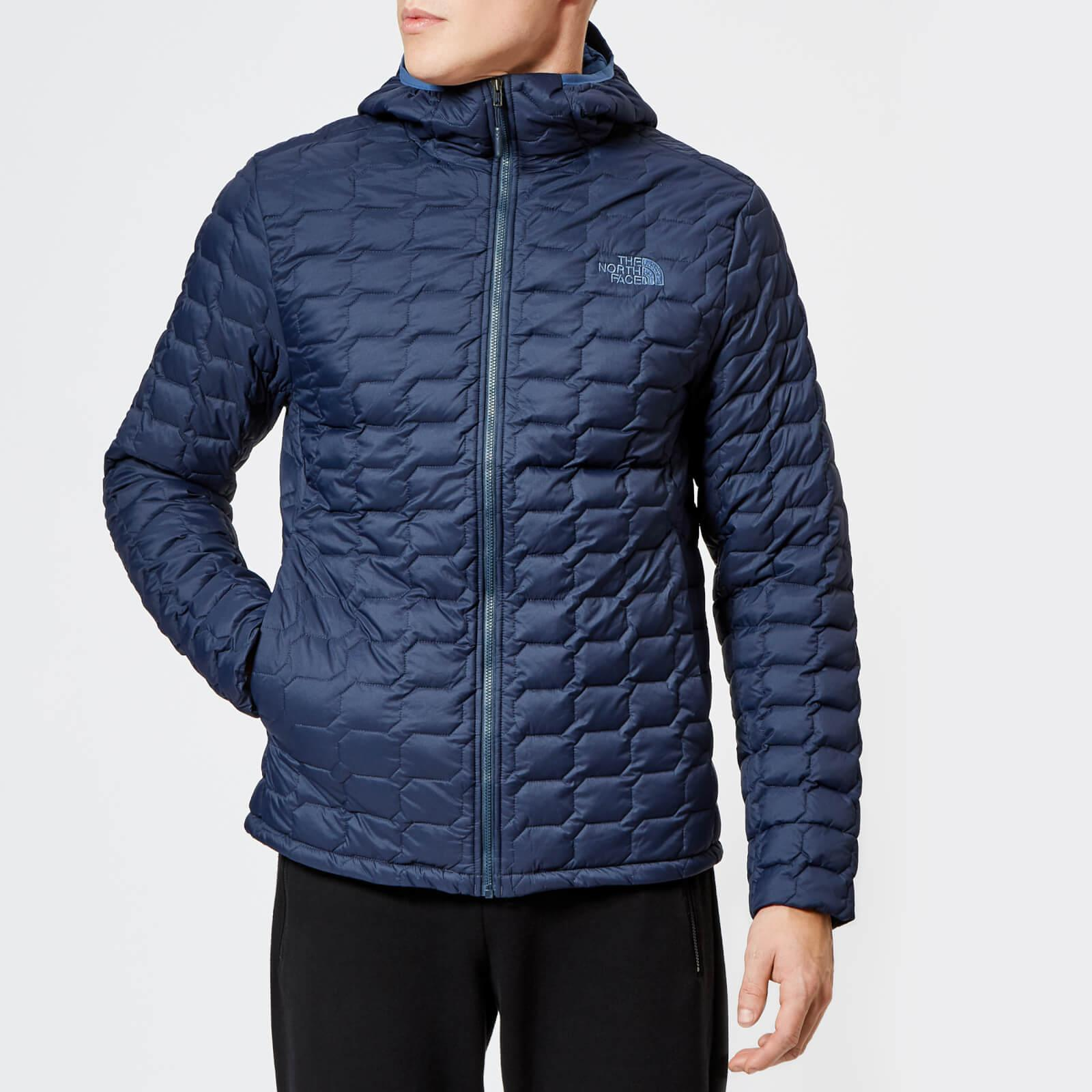 99af06d00c18 Lyst - The North Face Thermoball Hooded Jacket in Blue for Men