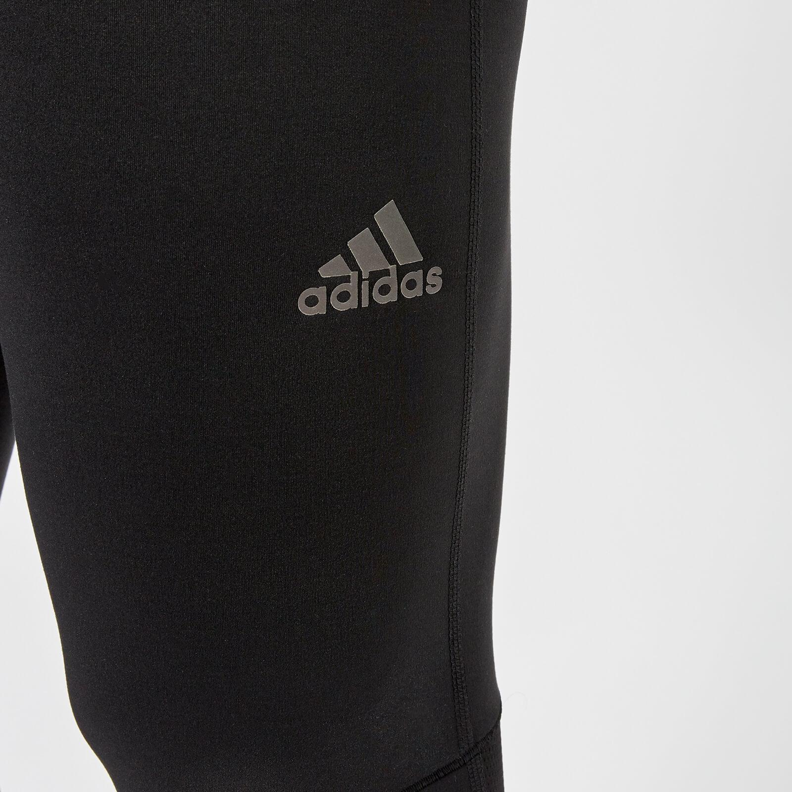 2438a81f2b47c Adidas - Black Supernova Tights for Men - Lyst. View fullscreen
