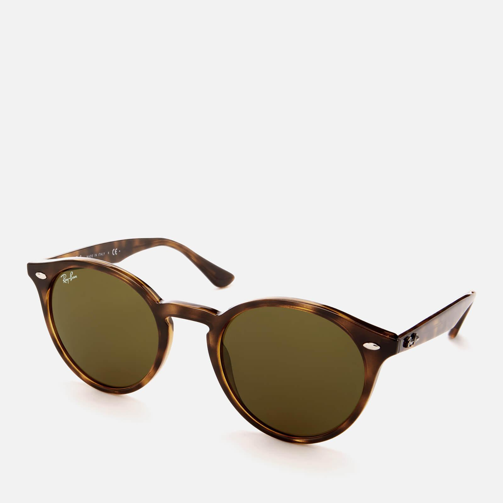 7884189608b ... tortoise polarized blue green gradient lens 52mm 3d6f2 a4ee9  official ray  ban multicolor round frame sunglasses lyst. view fullscreen a4e63 7d8cd