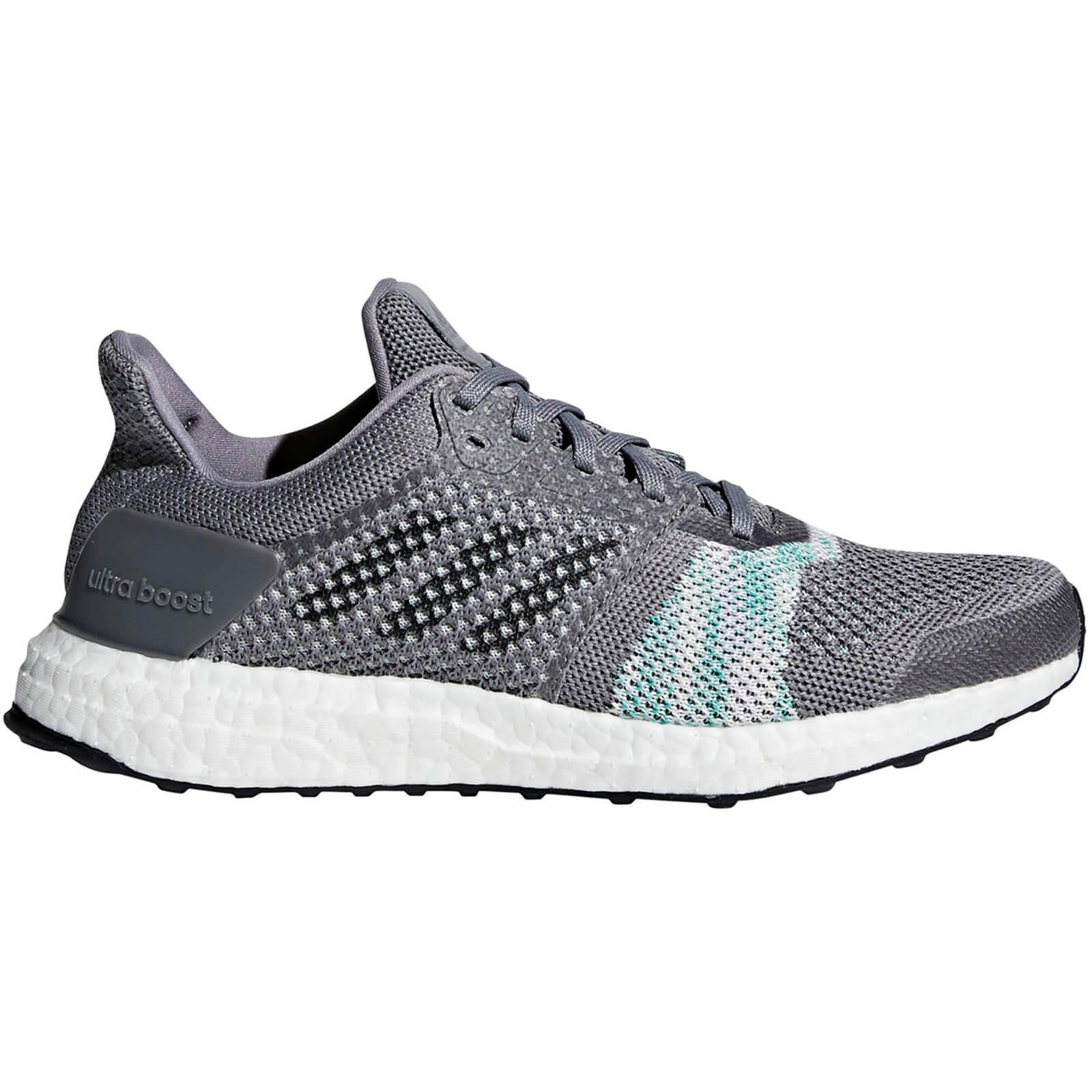 pretty nice 2925f 8a46e adidas. Womens Black Ultra Boost St Running Shoes